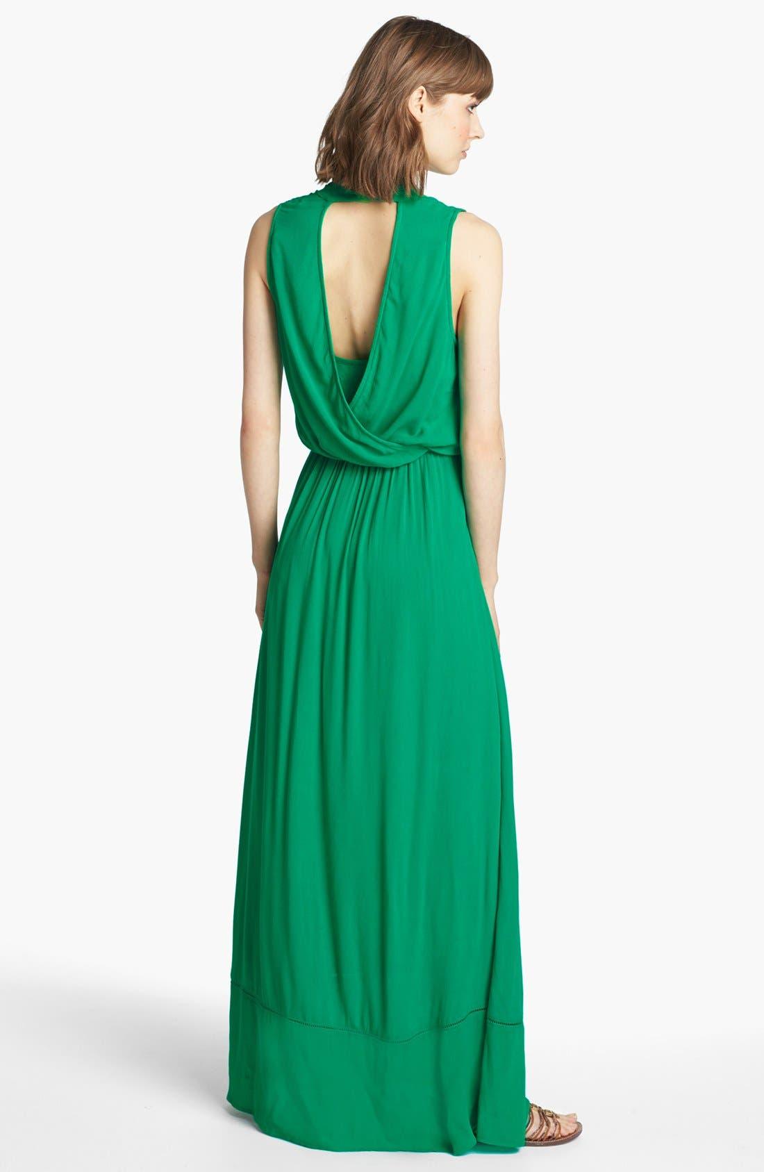 Alternate Image 2  - Ella Moss 'Stella' Maxi Dress