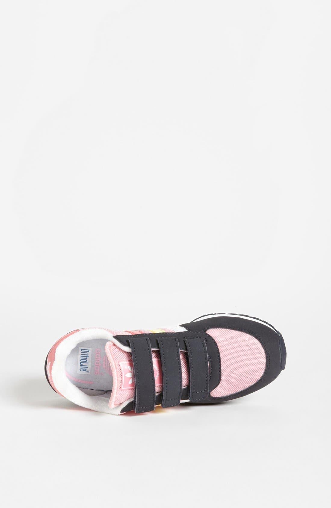 Alternate Image 3  - adidas 'adistar Racer' Sneaker (Toddler & Little Kid)