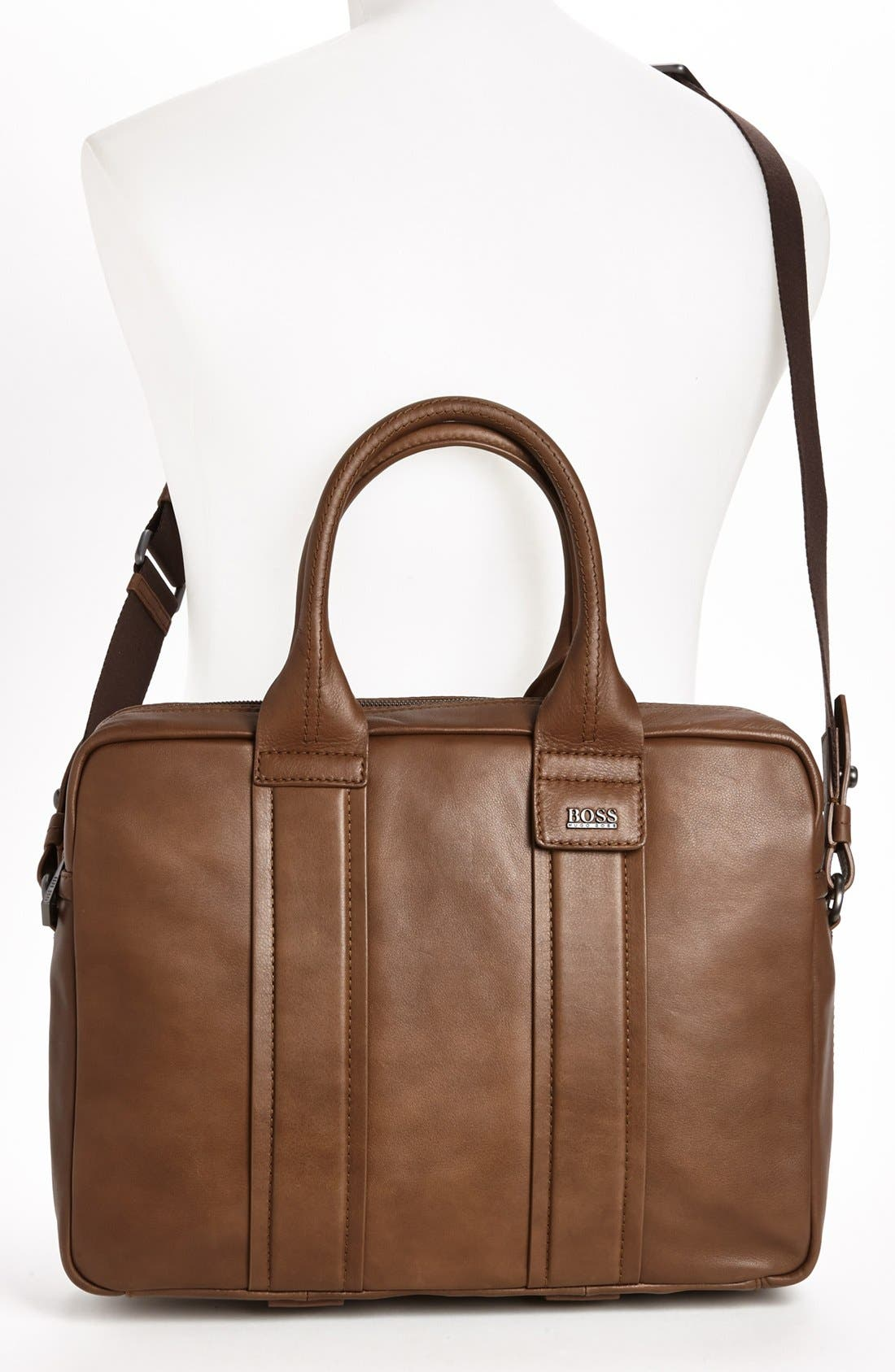 Alternate Image 4  - BOSS HUGO BOSS 'Saltin' Work Bag
