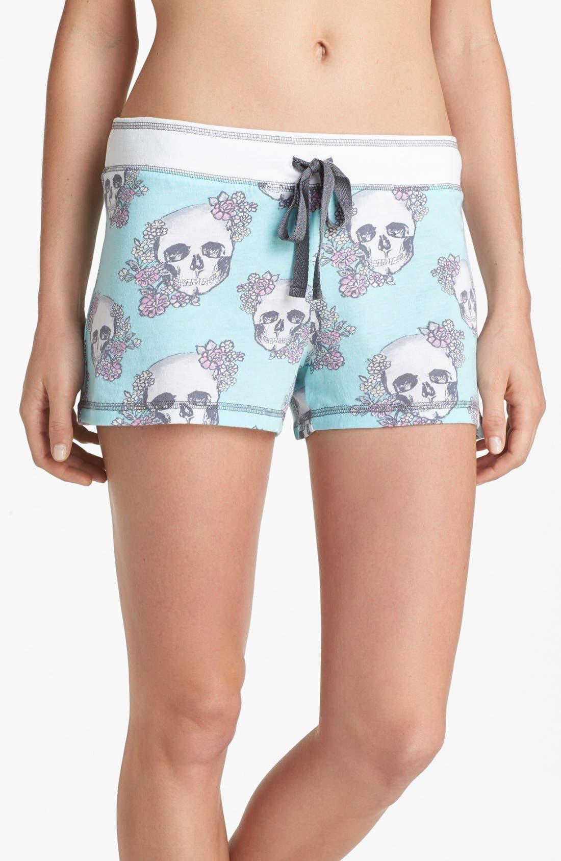 Main Image - PJ Salvage 'Skully' Shorts