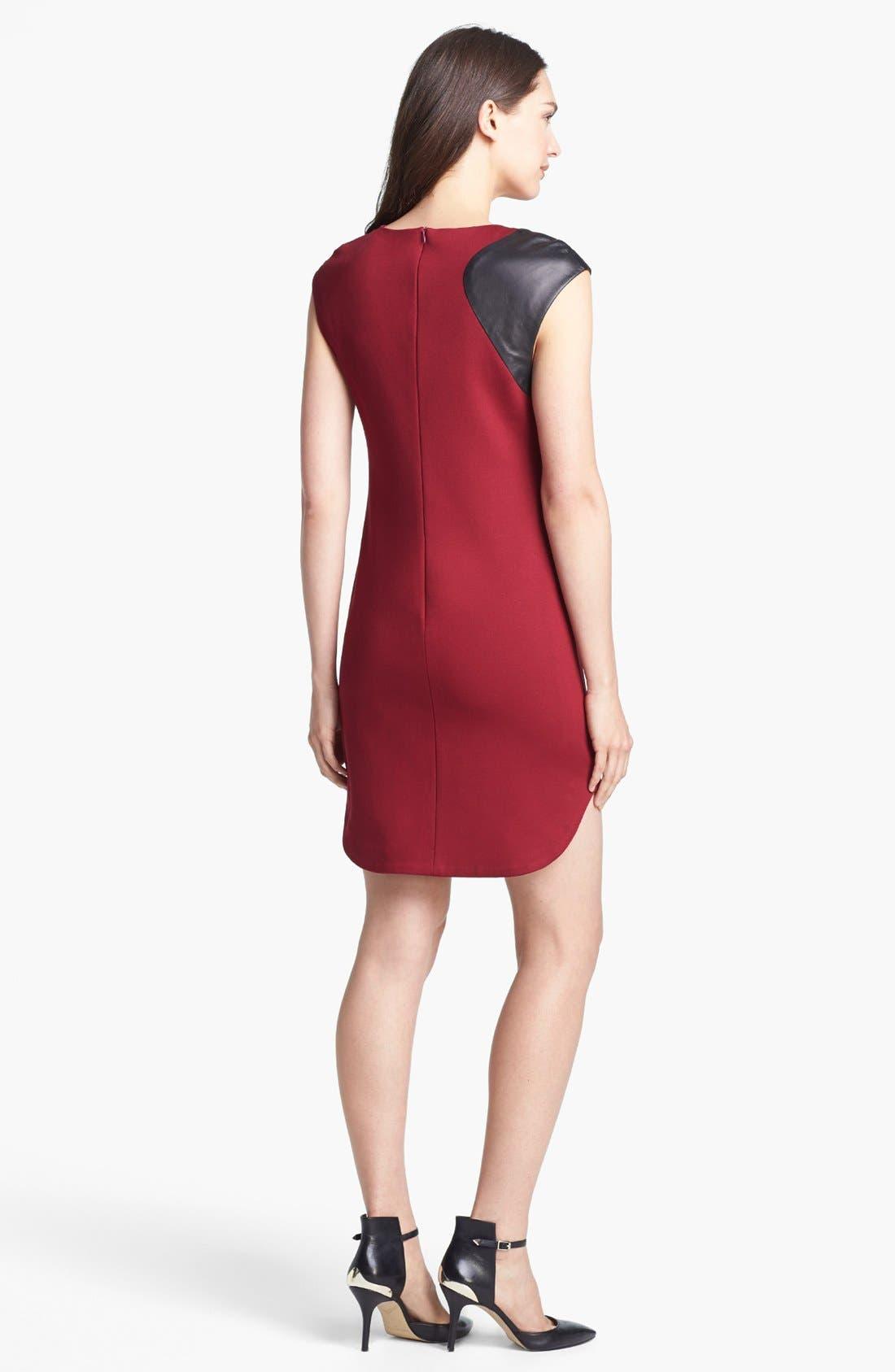 Alternate Image 2  - Trina Turk 'Missy' Stretch Shift Dress