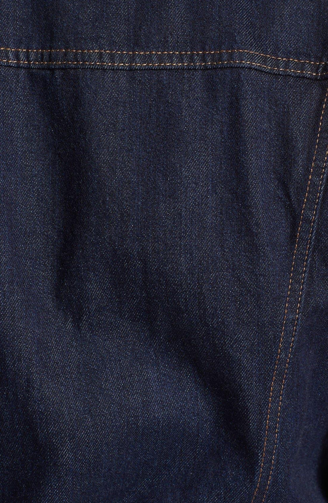 Alternate Image 3  - Missoni Denim Jacket with Removable Vest