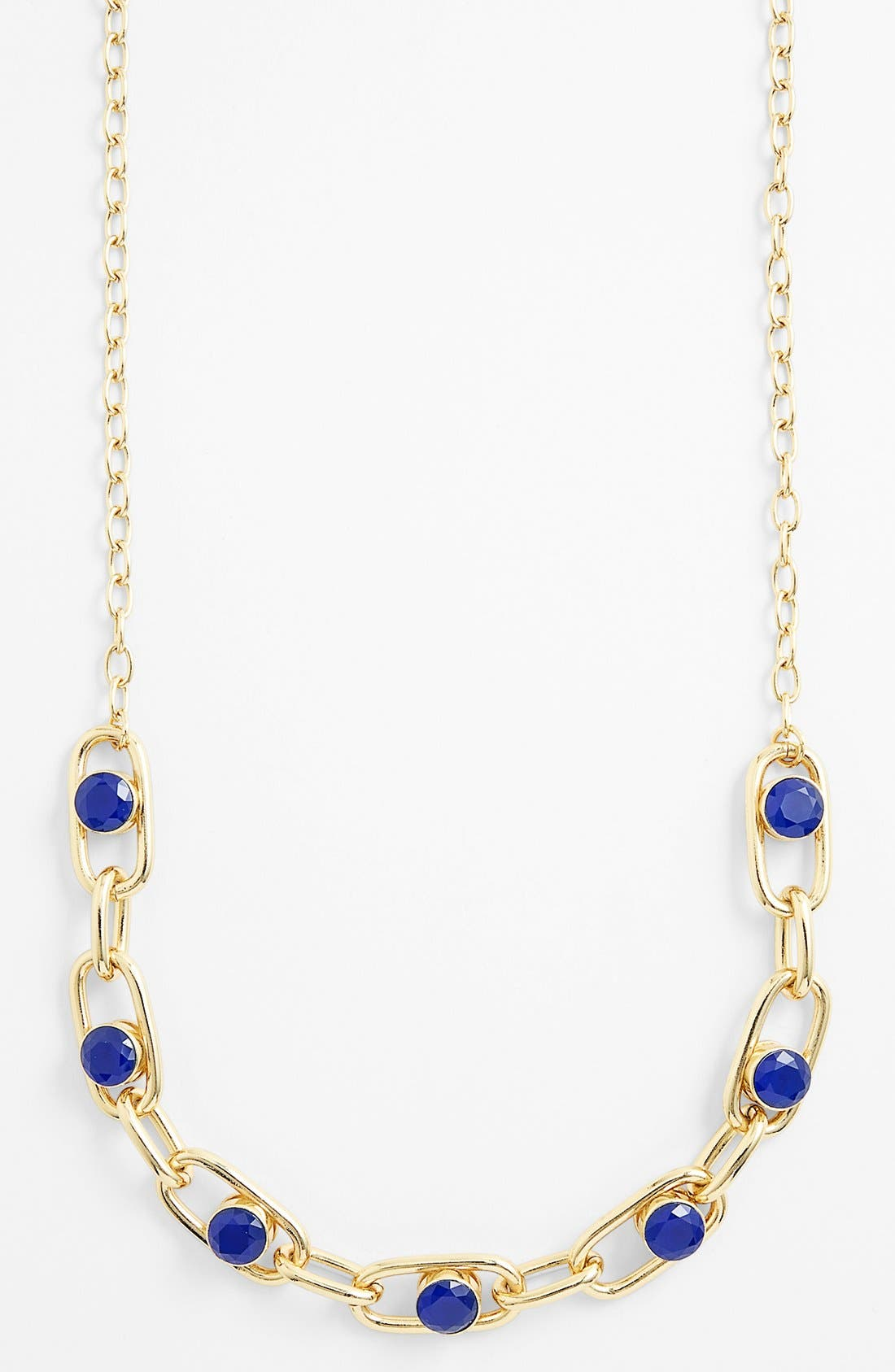 Alternate Image 2  - kate spade new york 'get rolling' long link necklace