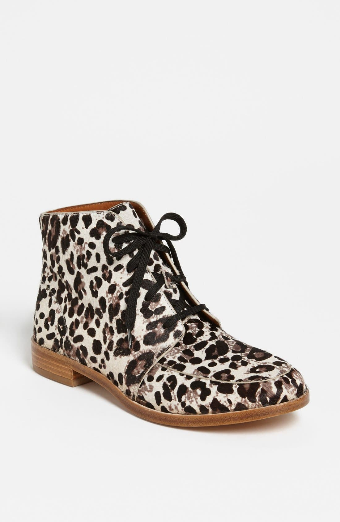 Alternate Image 1 Selected - MARC BY MARC JACOBS Animal Spotted Ankle Boot