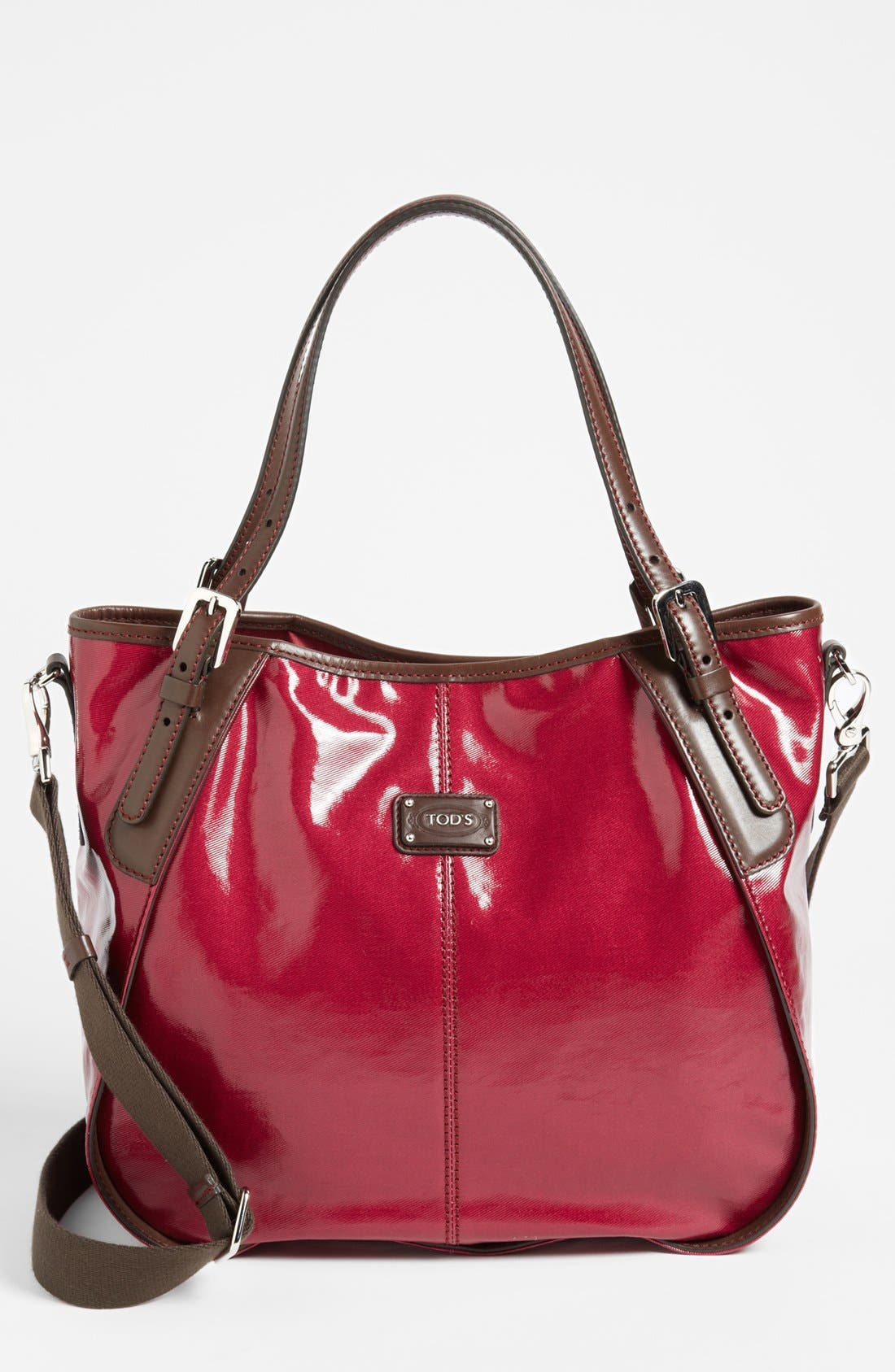 Alternate Image 1 Selected - Tod's 'New G-Line - Sacca Piccola' Tote