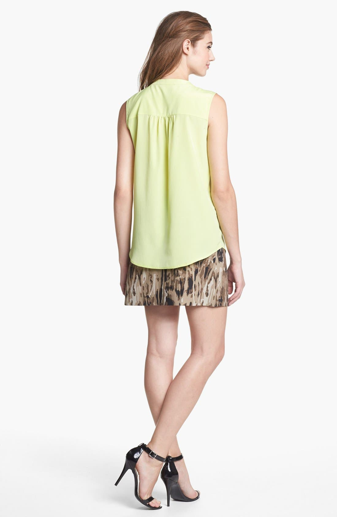 Alternate Image 4  - Kenneth Cole New York 'Jolie' Sleeveless Blouse