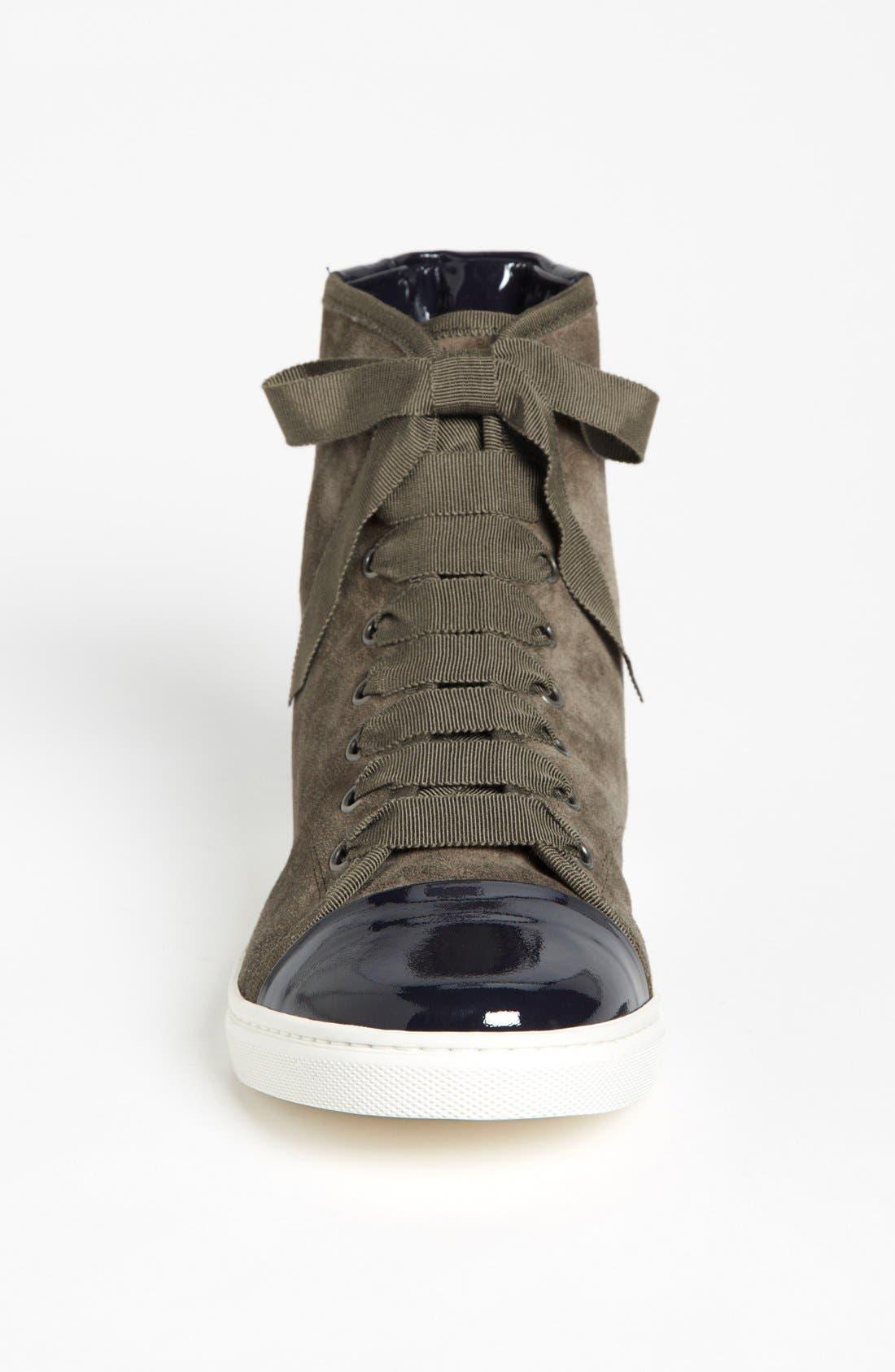 Alternate Image 3  - Lanvin High Top Sneaker