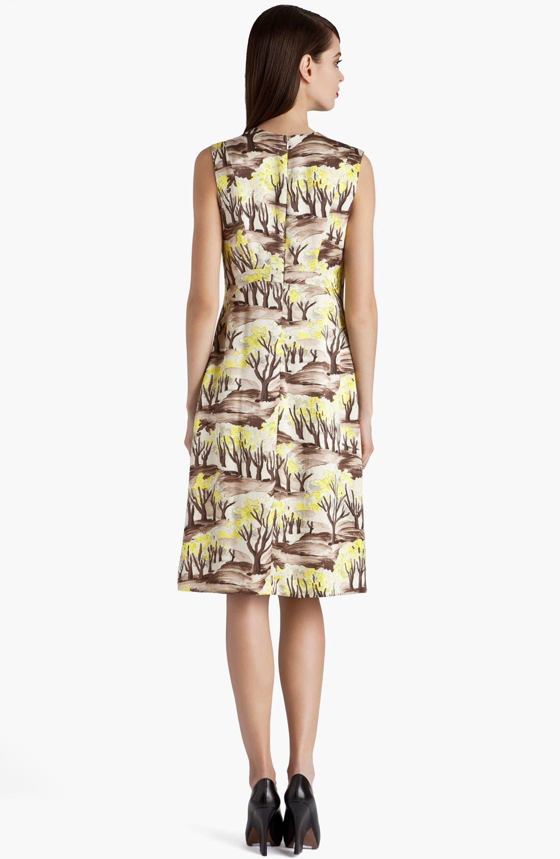 Alternate Image 2  - Marni Forest Print Dress