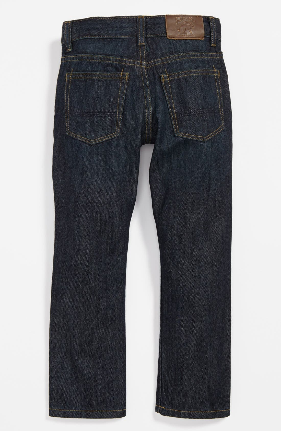 Alternate Image 1 Selected - Peek 'Slouch' Jeans (Toddler Boys, Little Boys & Big Boys)