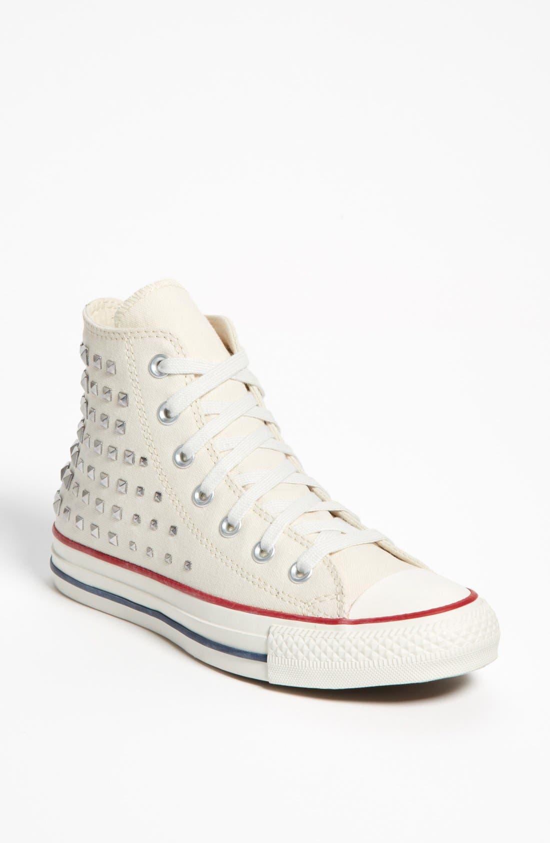 Main Image - Converse Chuck Taylor® All Star® 'Collar Studs' Sneaker (Women)