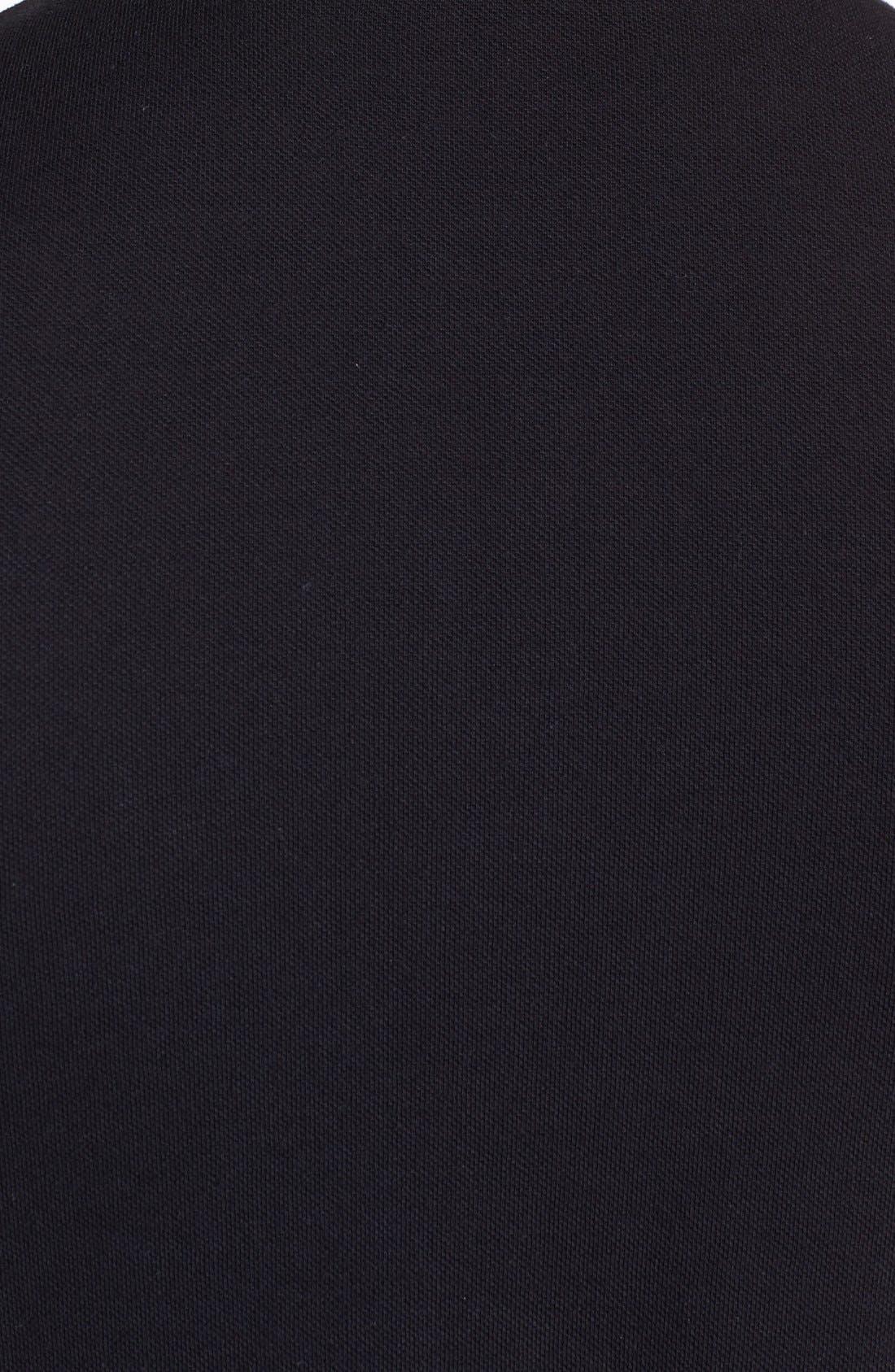 Alternate Image 3  - Topman Stripe Tipped Piqué Polo