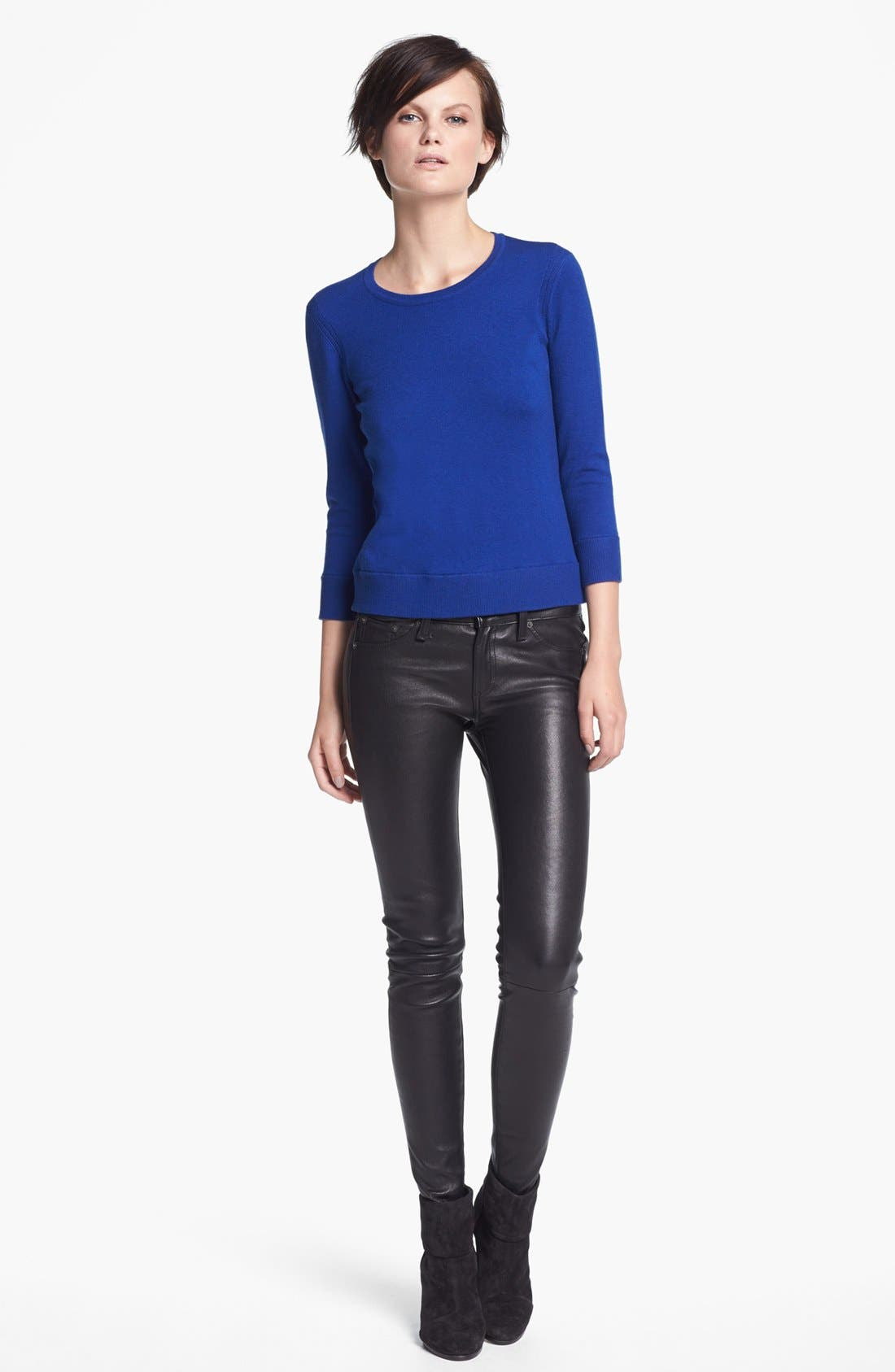 Alternate Image 1 Selected - rag & bone/JEAN 'Natalie' Crewneck Sweater