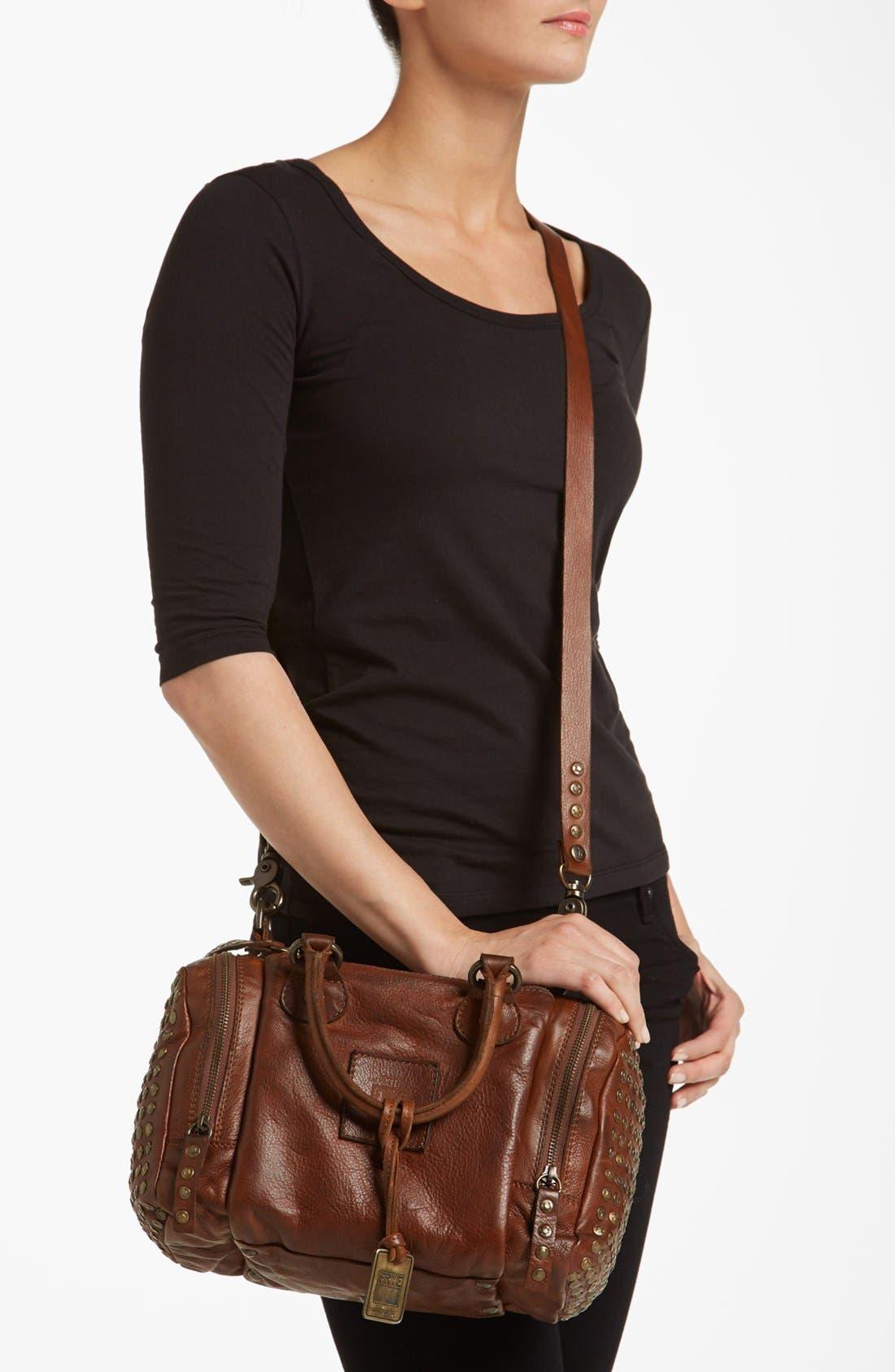 Alternate Image 2  - Frye 'Brooke Speedy' Leather Satchel, Small (Online Only)