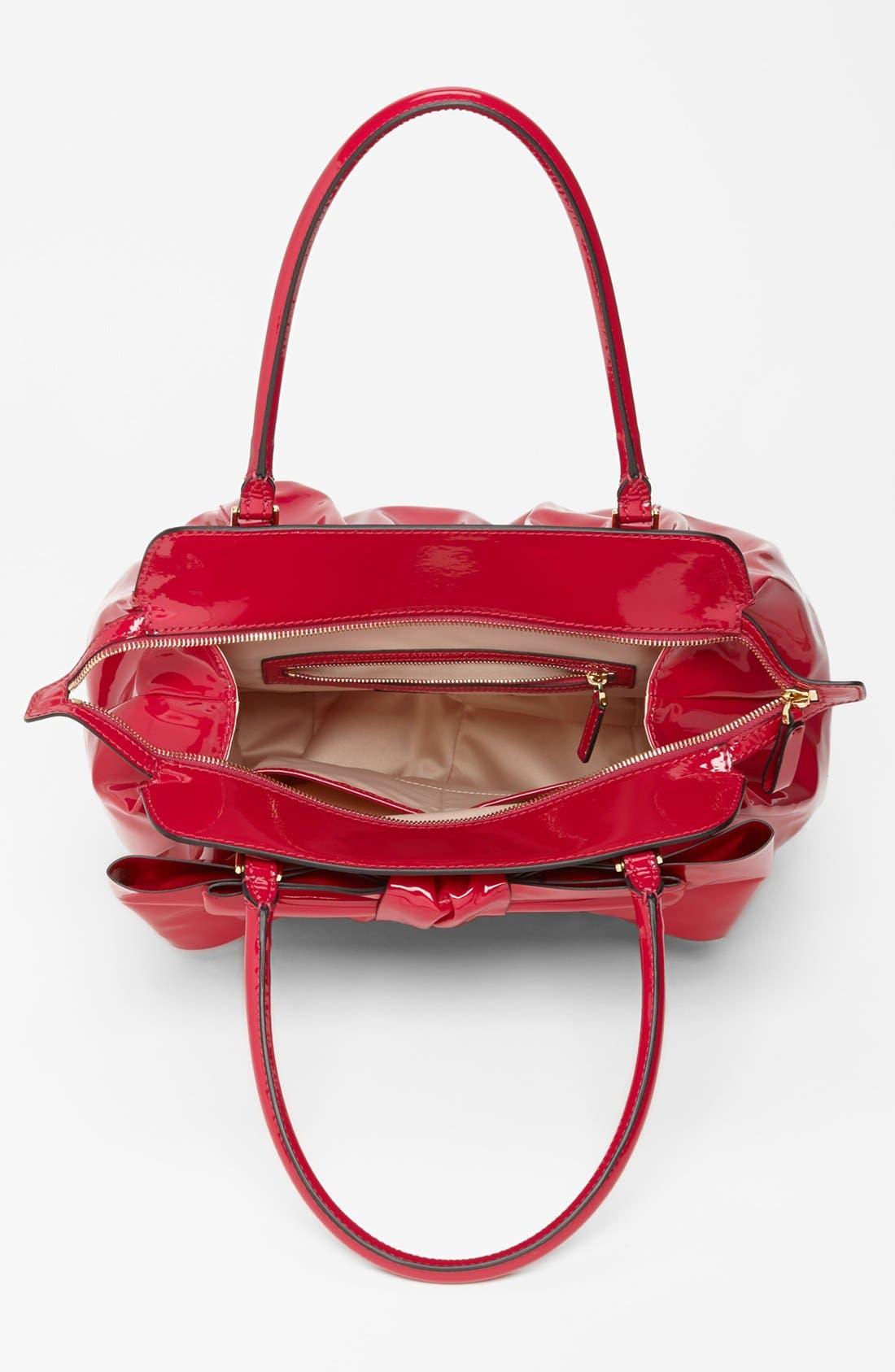 Alternate Image 3  - Valentino 'Lacca Bow' Shopper