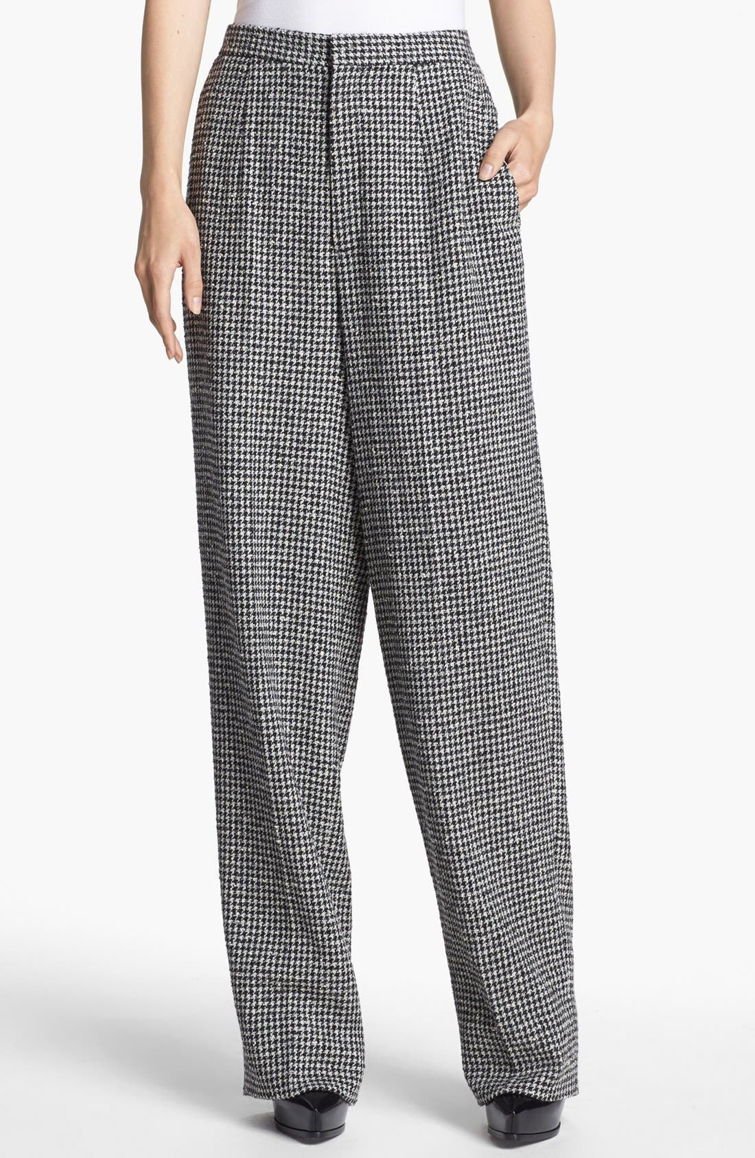 Main Image - Theyskens' Theory 'Pedry Footh' Slouchy Pants