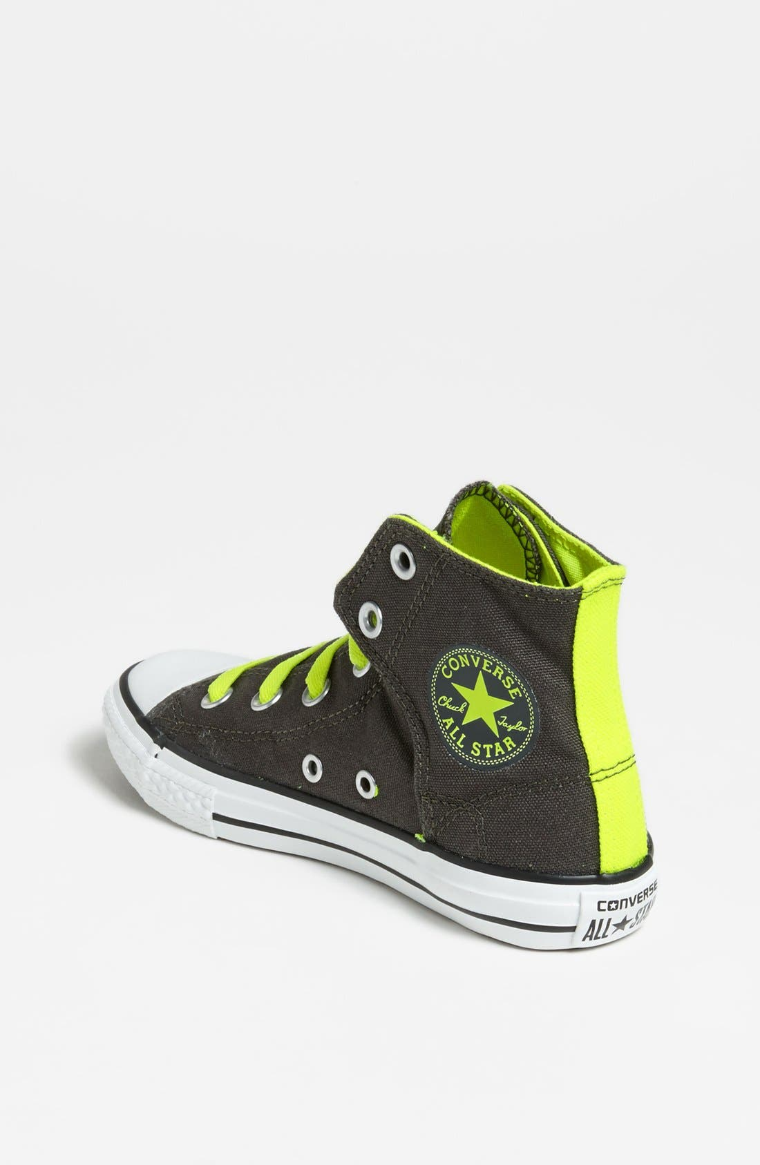 Alternate Image 2  - Converse Chuck Taylor® 'Easy Slip' Sneaker (Toddler, Little Kid & Big Kid)