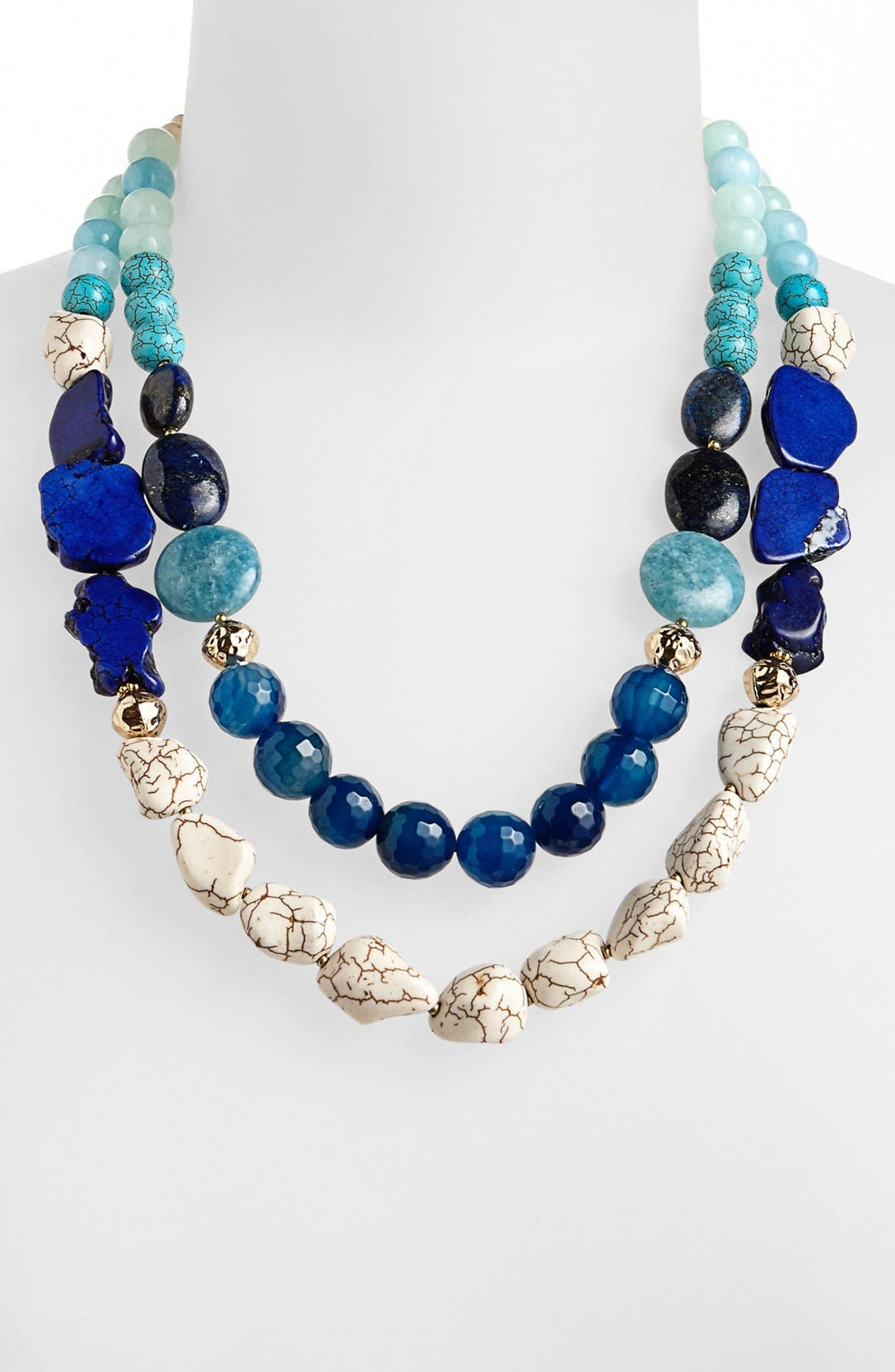 Main Image - Nakamol Design Two Strand Statement Necklace