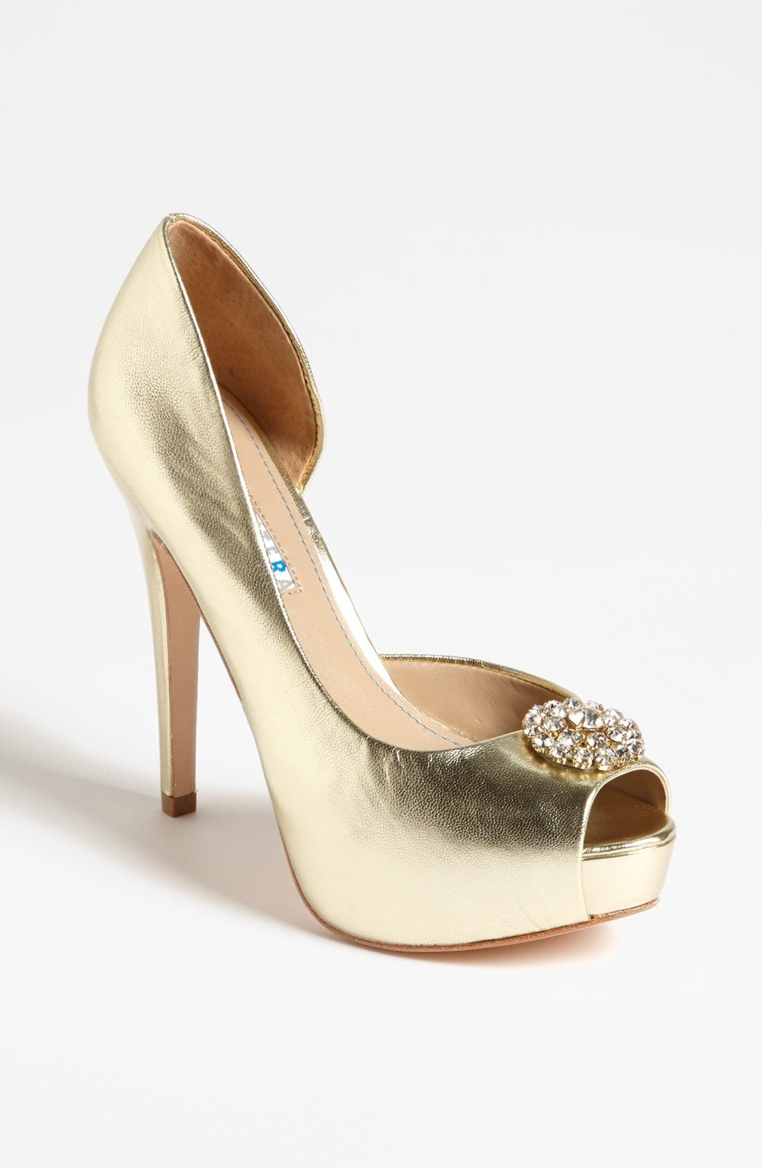 Alternate Image 1 Selected - David Tutera 'Soiree' Pump