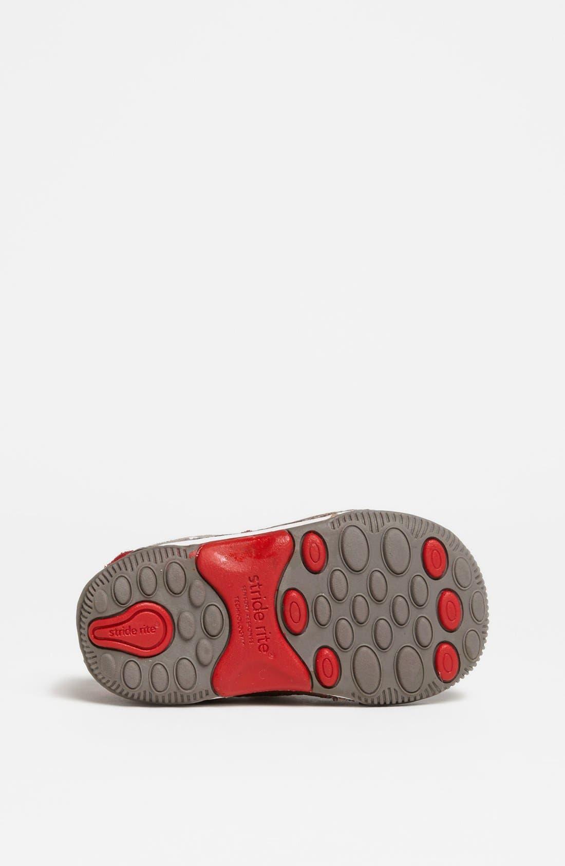 Alternate Image 4  - Stride Rite ' Embracers™ - Elmo™' Sneaker (Baby, Walker & Toddler)