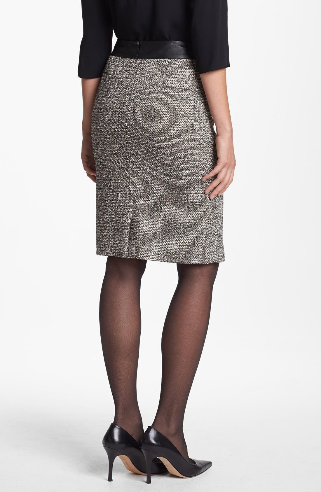 Alternate Image 2  - BOSS HUGO BOSS 'Vellisa' Skirt