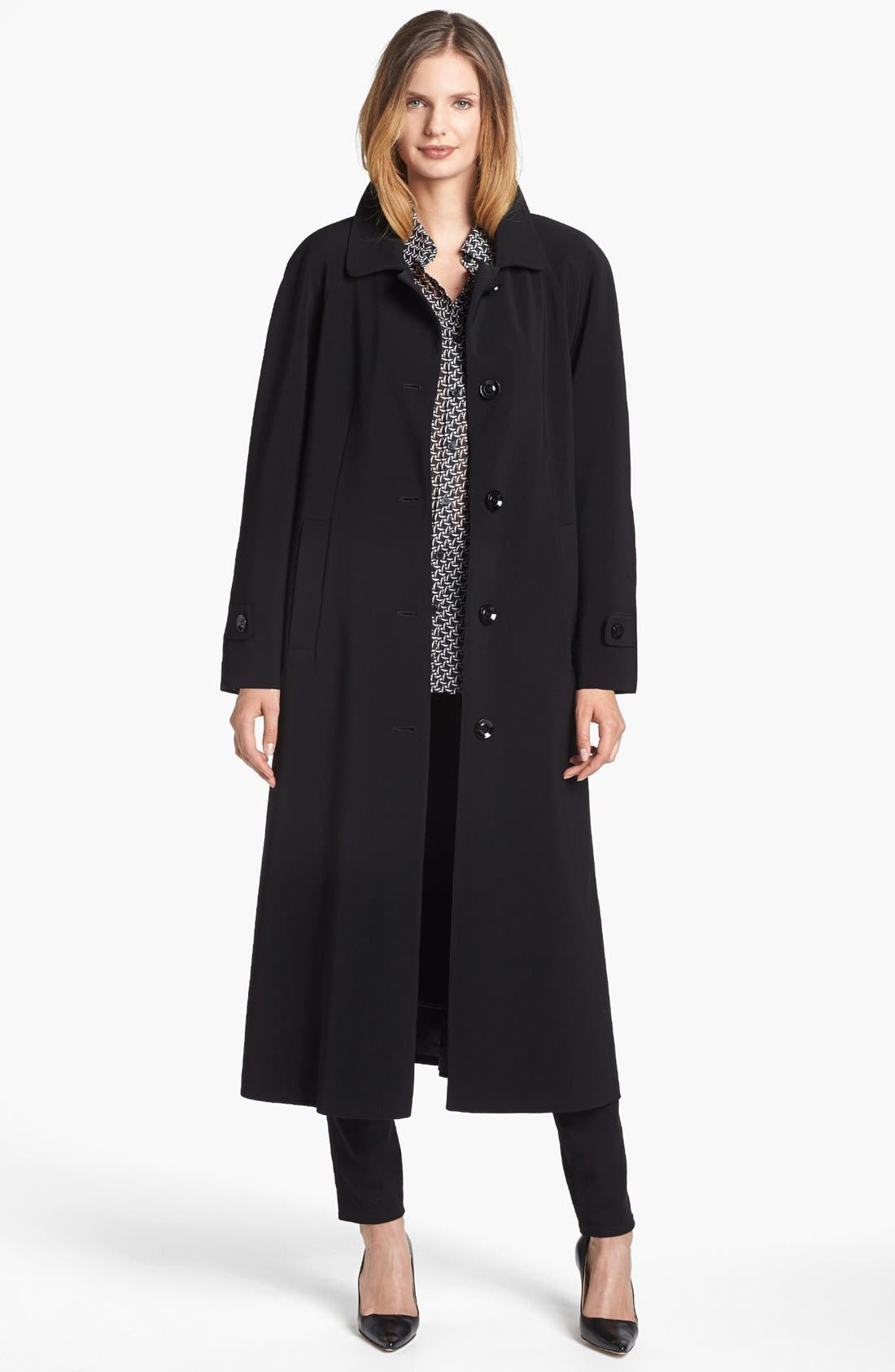 Alternate Image 4  - Gallery 'Nepage' Long Coat with Detachable Hood & Liner (Nordstrom Online Exclusive)