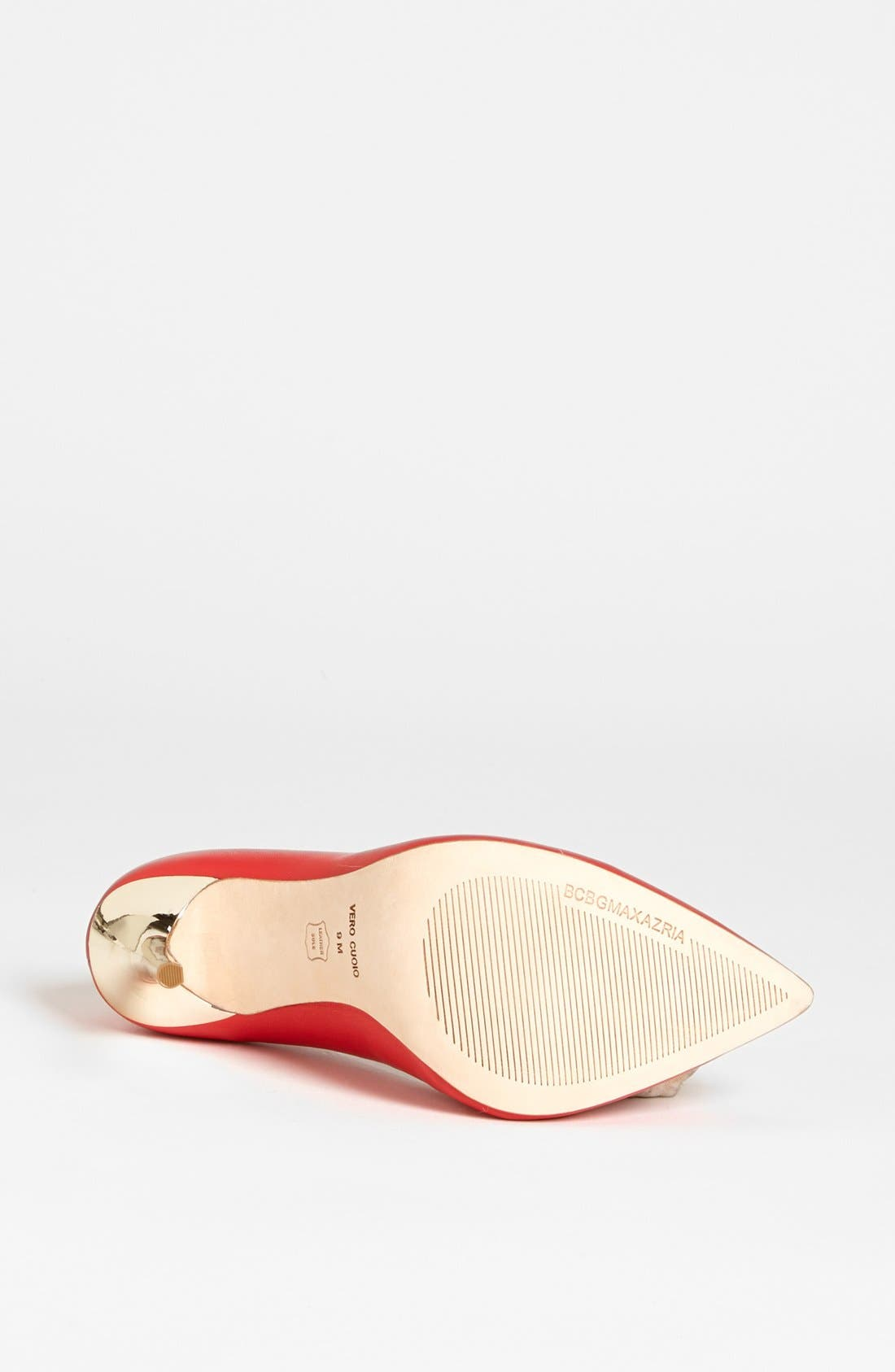 Alternate Image 4  - BCBGMAXAZRIA 'Onnie' Pump