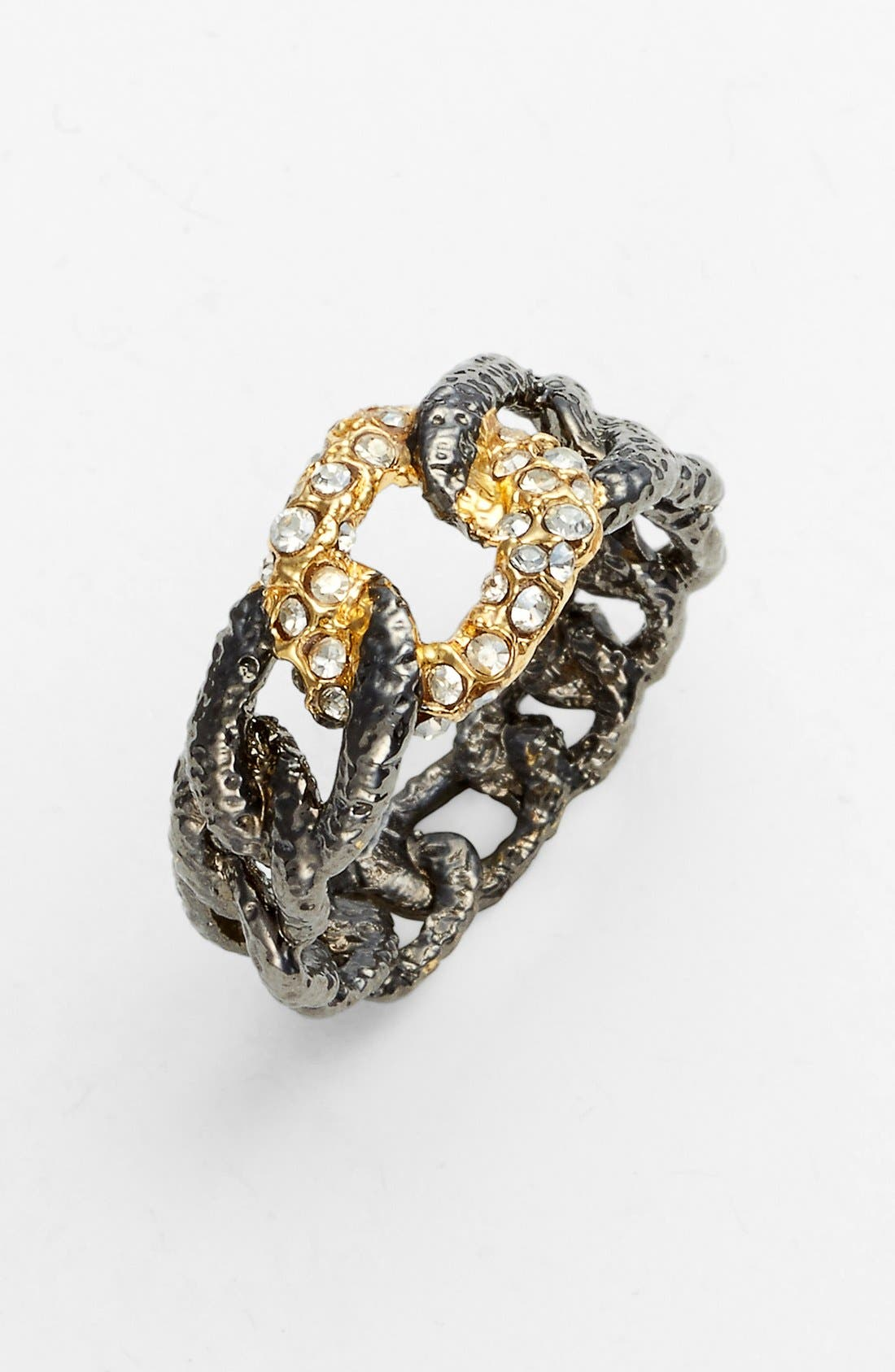 Alternate Image 1 Selected - Alexis Bittar 'Elements - Jardin de Papillon' Chain Link Ring