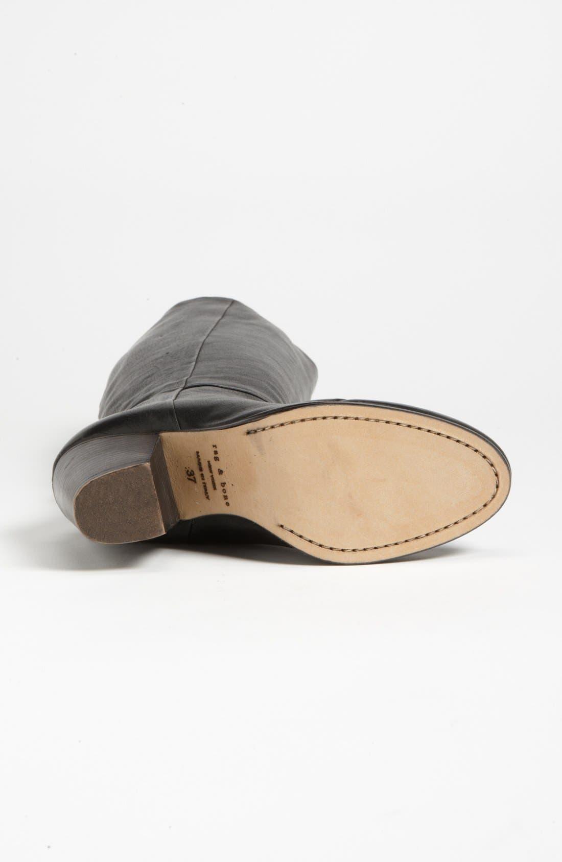 Alternate Image 4  - rag & bone 'Newbury' High Boot