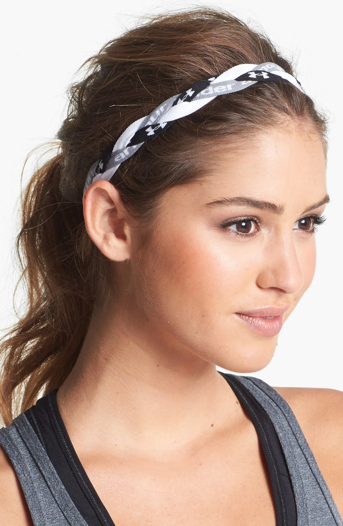 Alternate Image 1 Selected - Under Armour Braided Headband