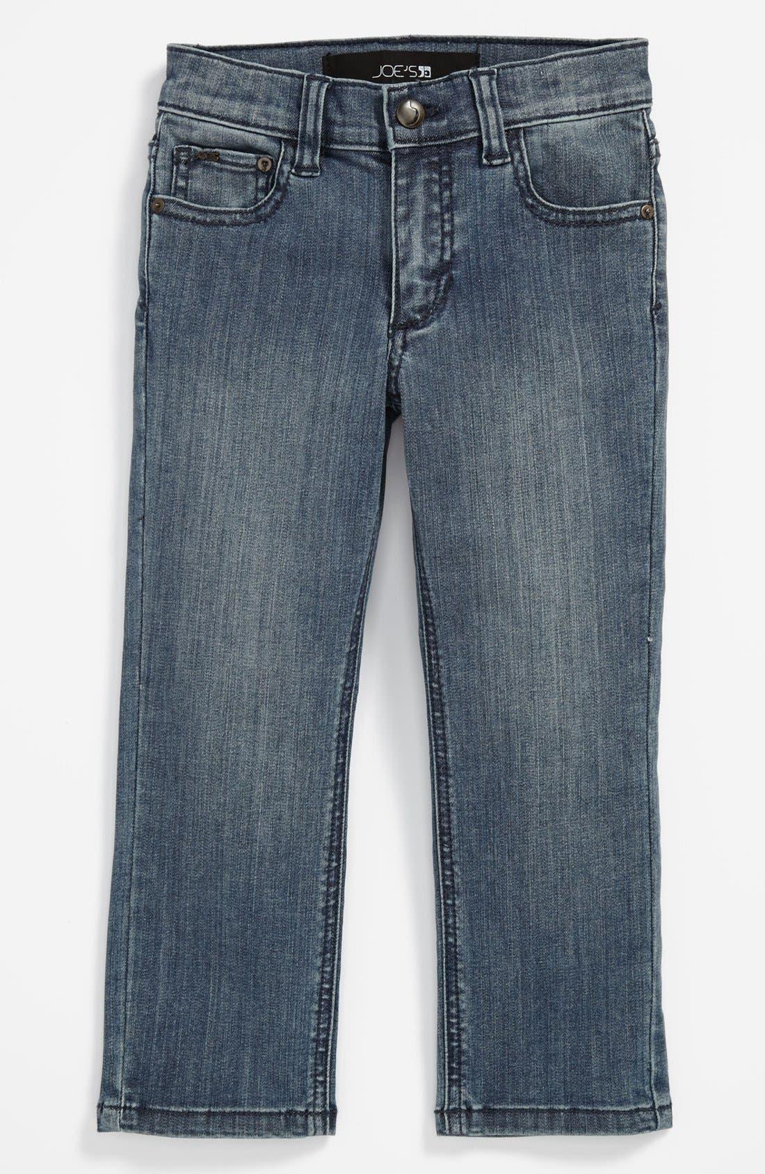 Alternate Image 2  - Joe's 'Brixton' Straight Leg Jeans (Toddler Boys)