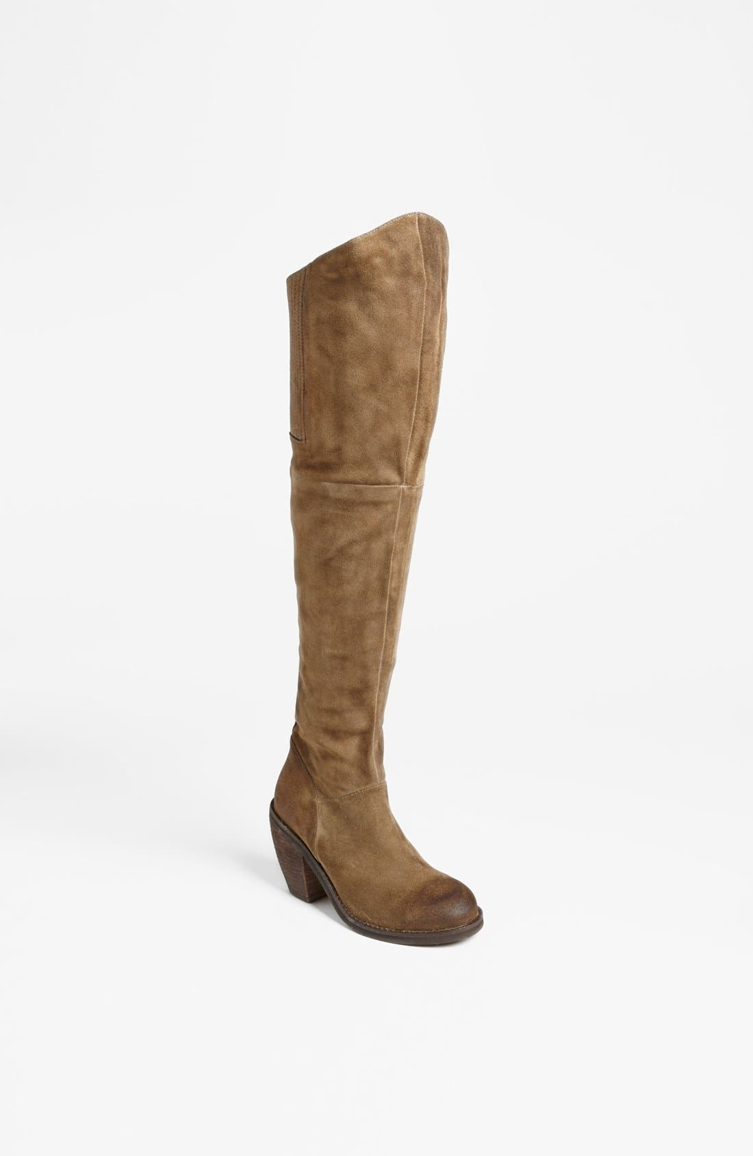 Alternate Image 1 Selected - Jeffrey Campbell 'Oklahoma' Over the Knee Boot