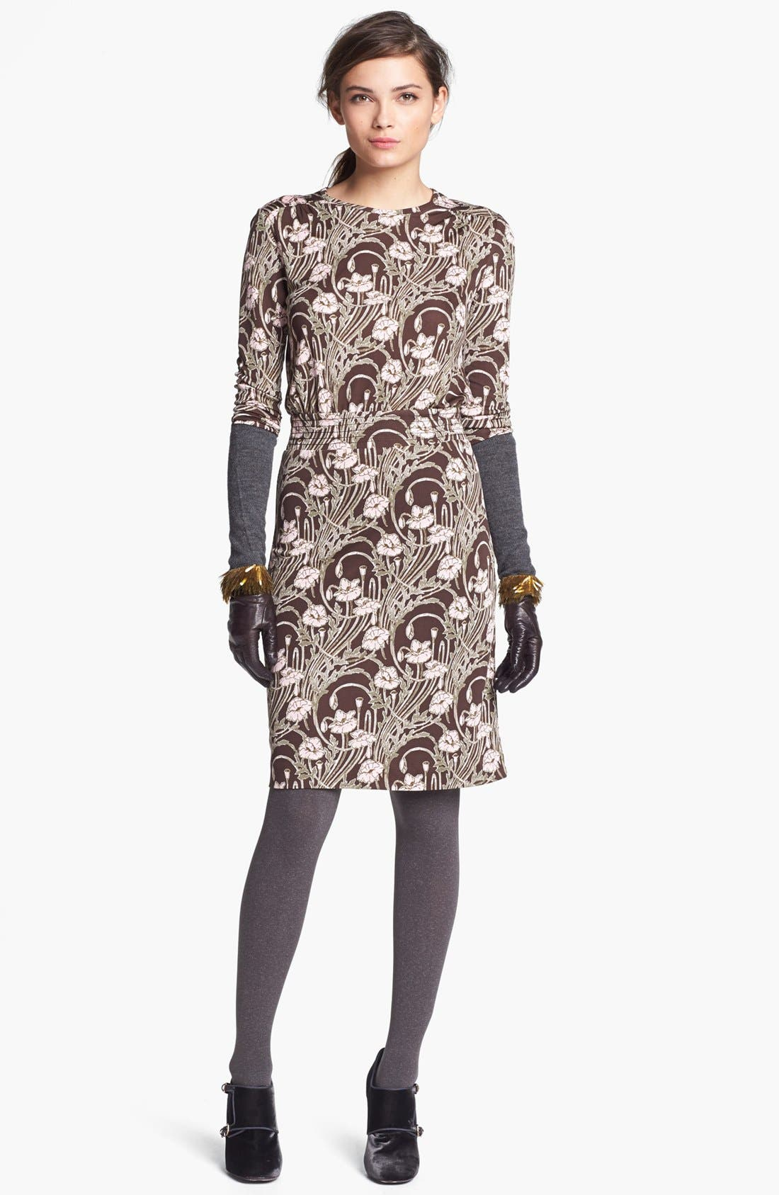 Alternate Image 1 Selected - Tory Burch Dress & Pump
