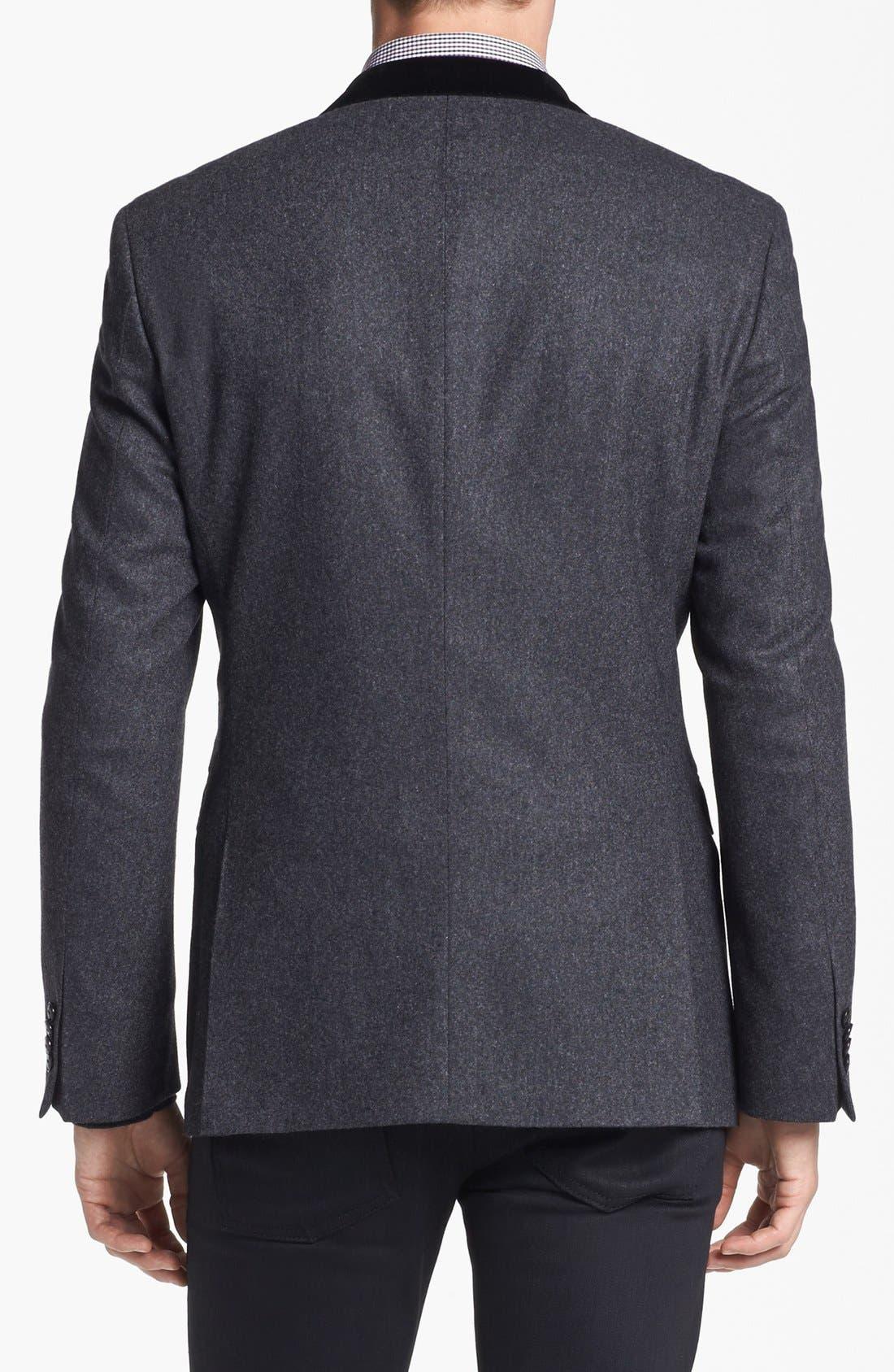 Alternate Image 3  - BOSS HUGO BOSS 'Rayford' Trim Fit Blazer