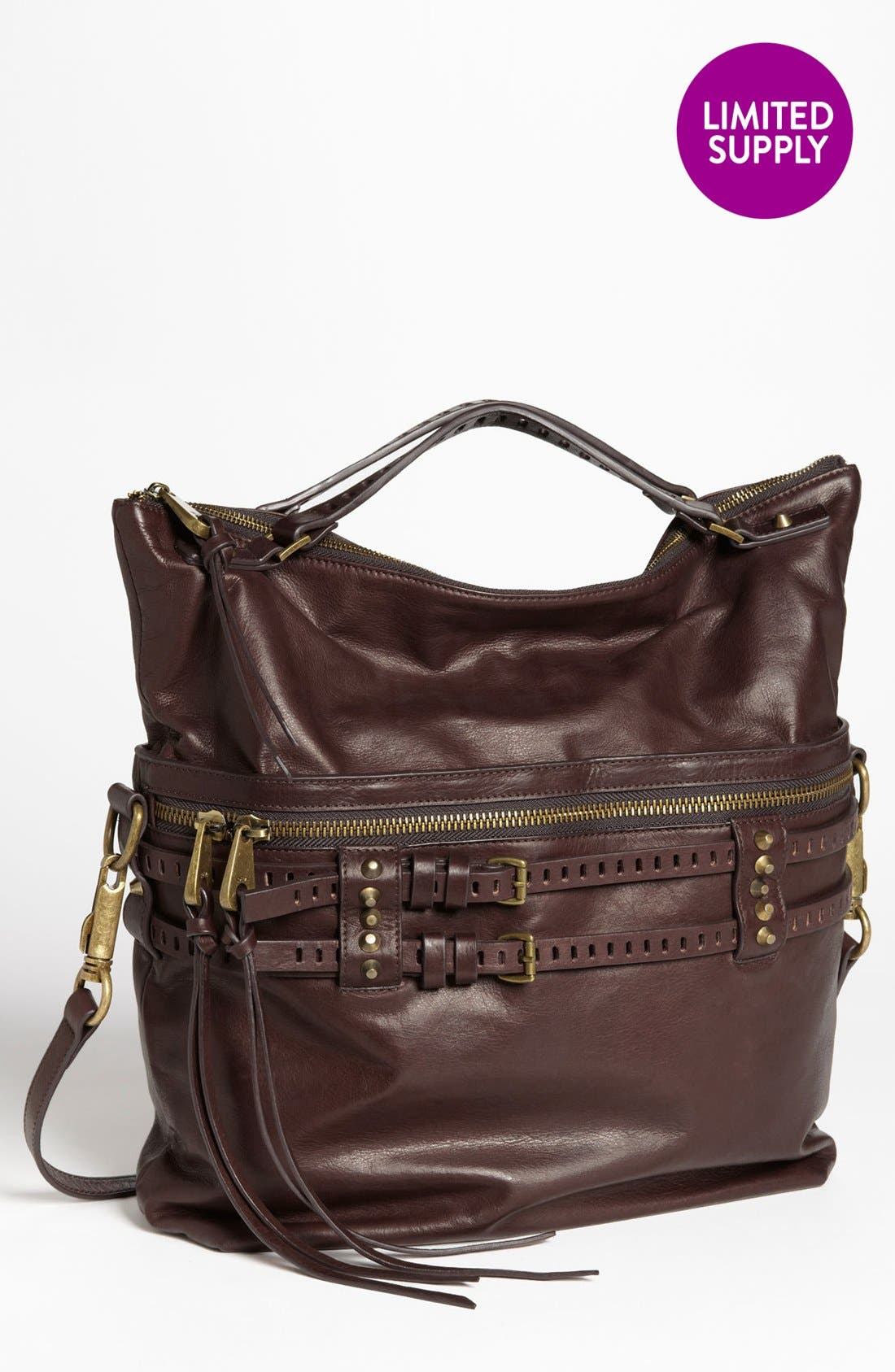 Main Image - Joelle Hawkens by Treesje® 'Victory' Shoulder Bag, Large