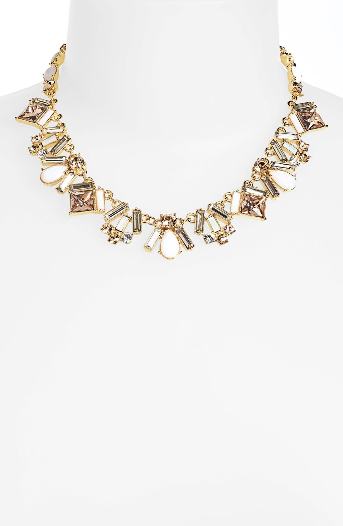 Alternate Image 1 Selected - kate spade new york 'baguette bridal' collar necklace