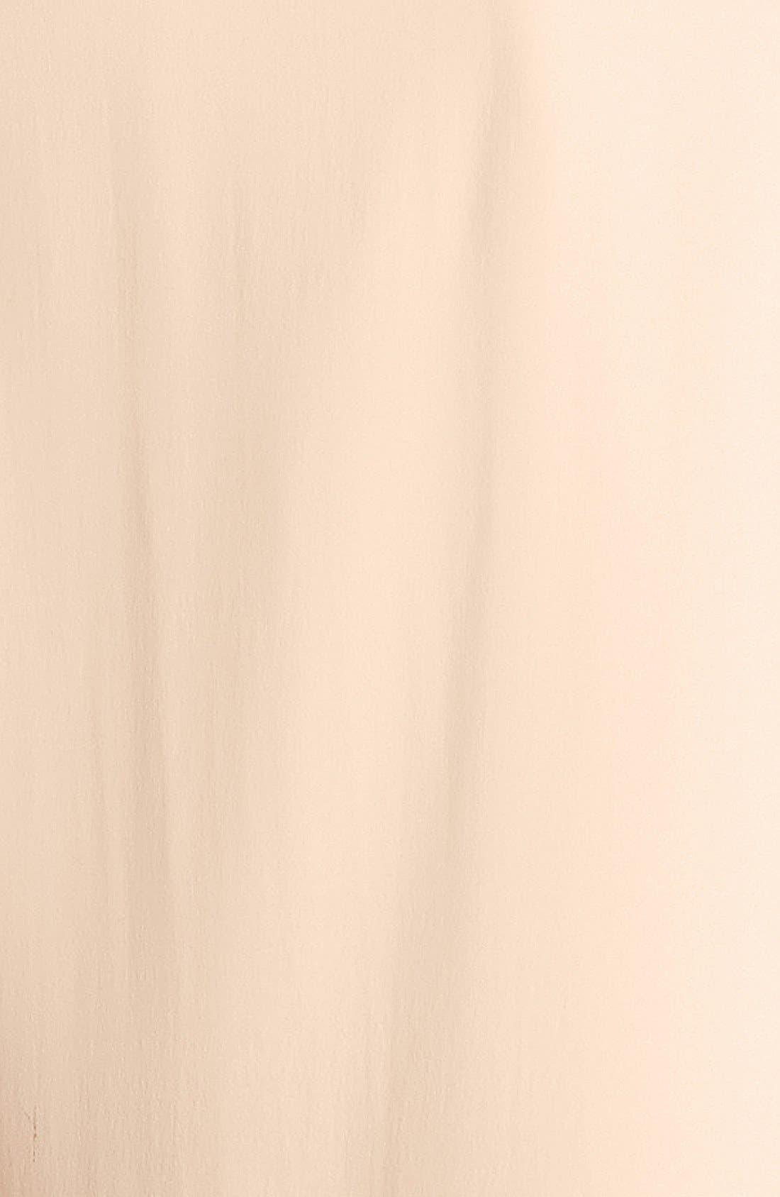 Alternate Image 4  - Halston Heritage Slit Front Silk Tunic