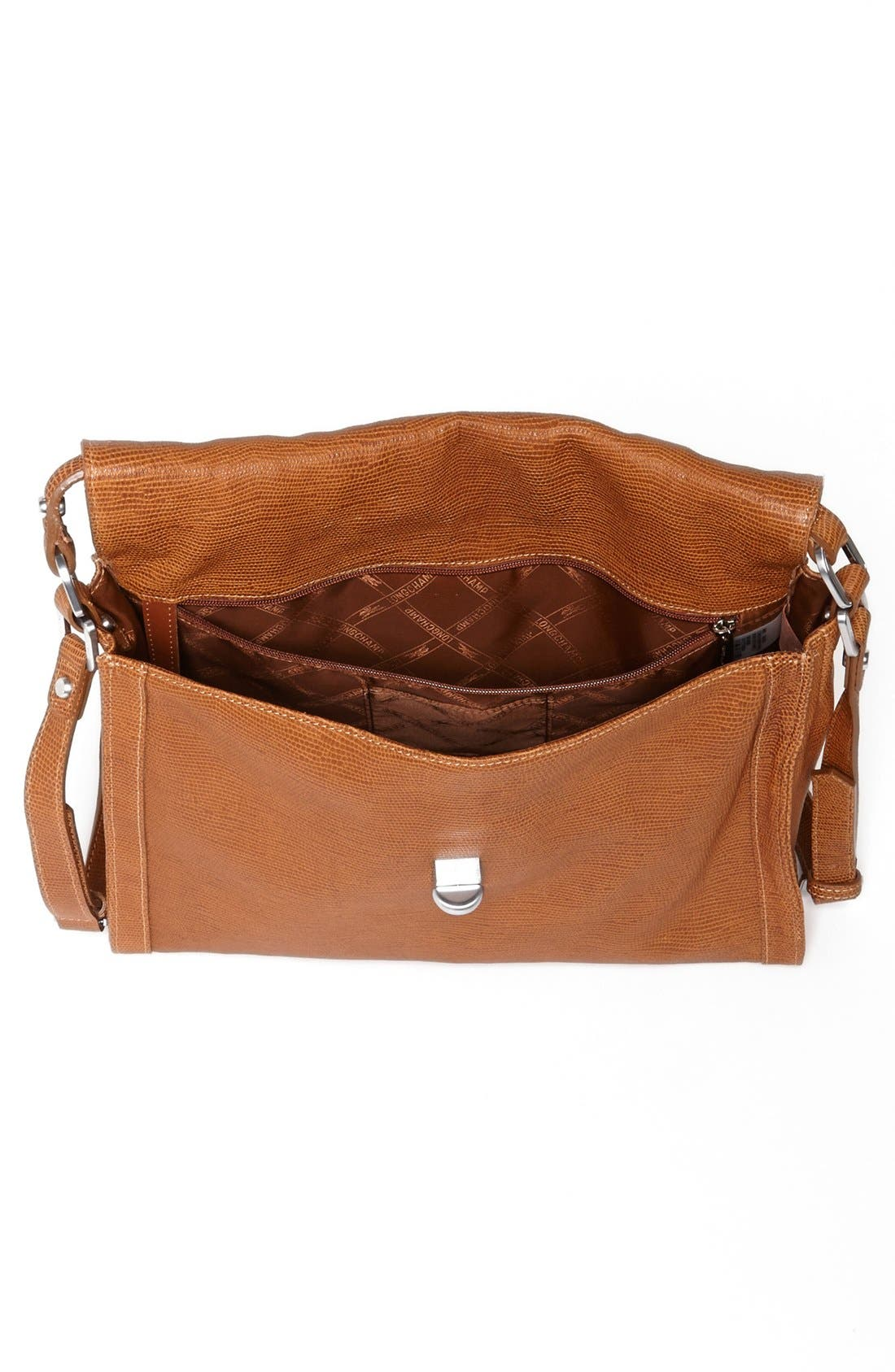 Alternate Image 3  - Longchamp 'Sport' Leather Crossbody Bag