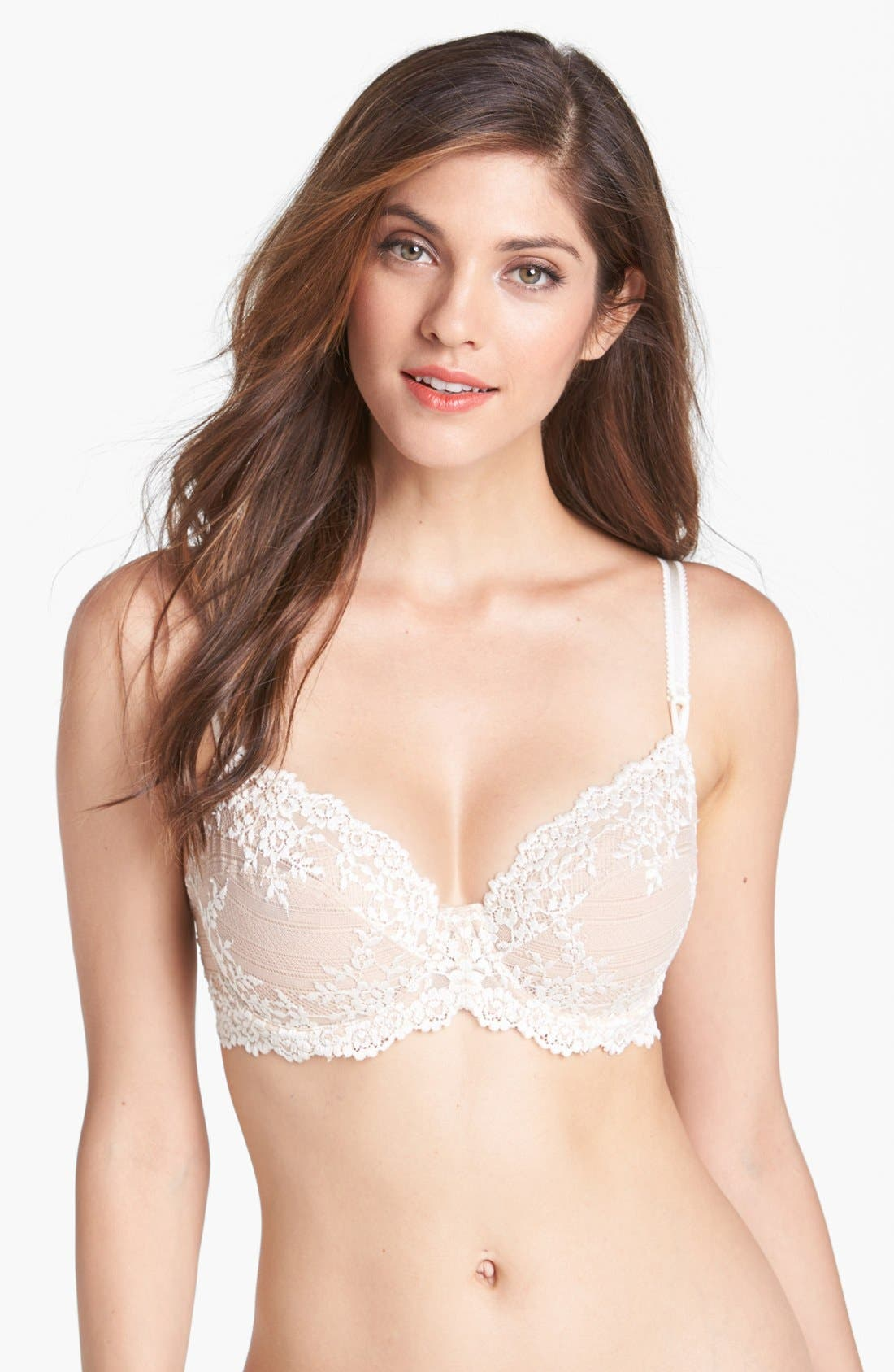 Alternate Image 1 Selected - Wacoal Lace Underwire Bra