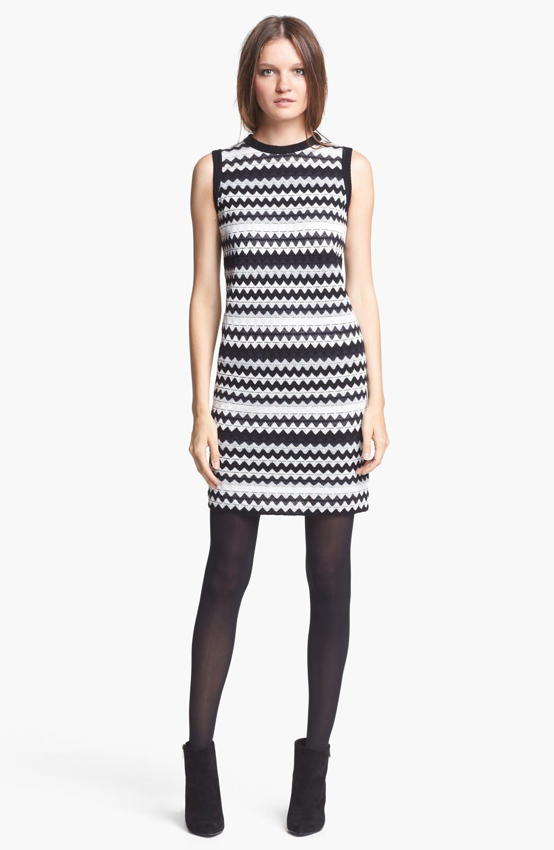 Alternate Image 1 Selected - M Missoni Zigzag Shift Dress