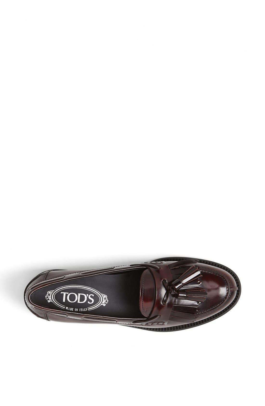 Alternate Image 3  - Tod's Tassel Loafer