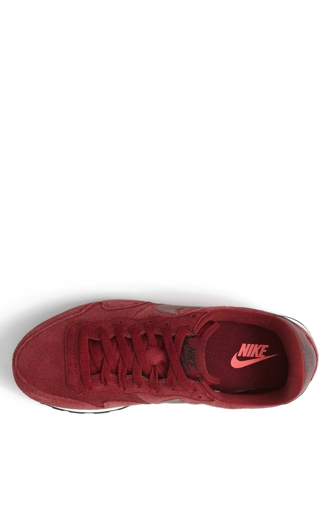 Alternate Image 3  - Nike 'Air Pegasus 83' Suede Sneaker (Men)