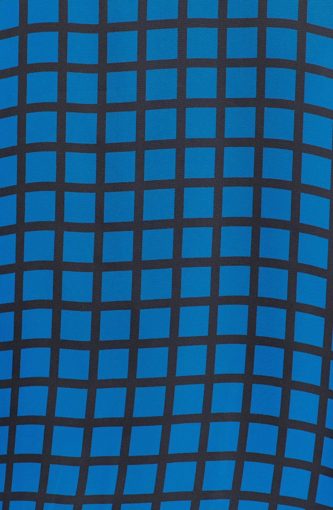 Alternate Image 3  - MICHAEL Michael Kors Smocked Cold Shoulder Blouse (Plus Size)