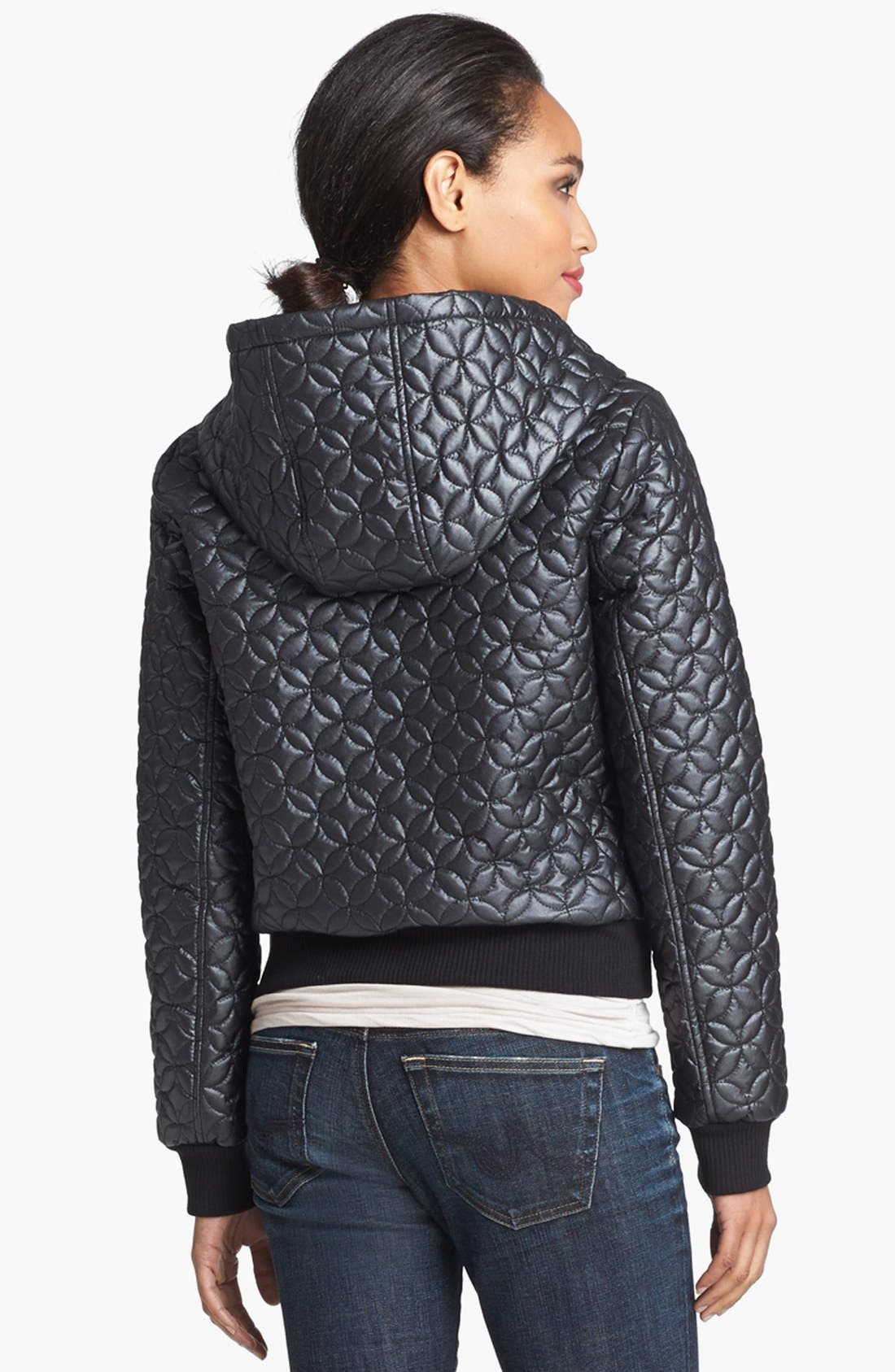Alternate Image 2  - Hinge® Quilted Puffer Jacket