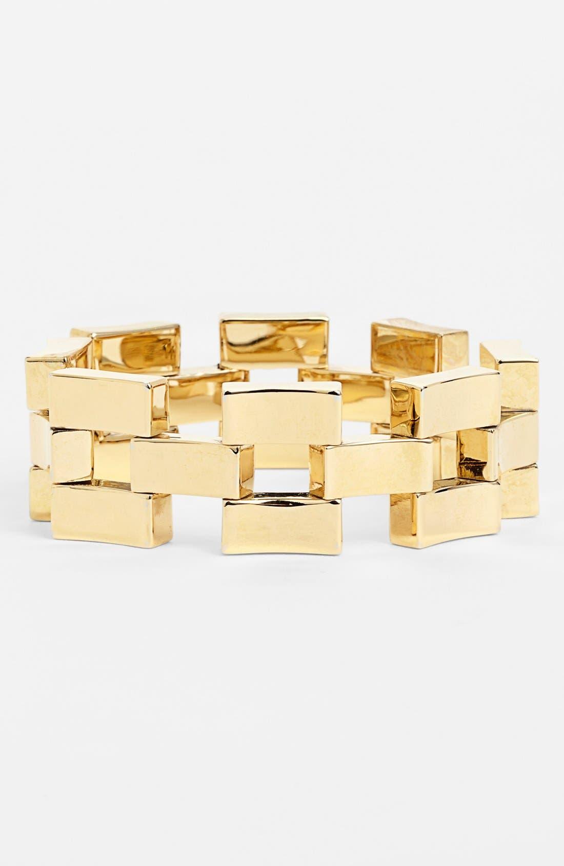Alternate Image 1 Selected - St. John Collection Box Link Bracelet
