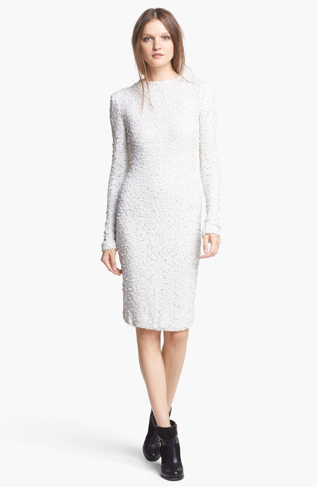 Alternate Image 1 Selected - Rachel Zoe 'Adrienne' Sequin Dress