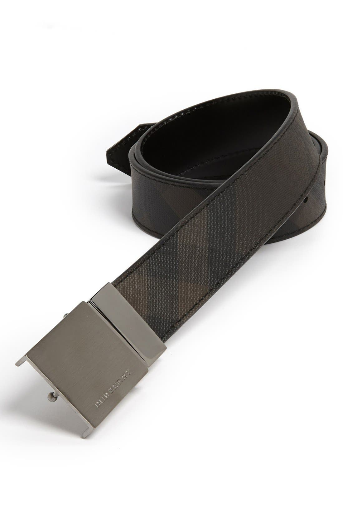 Alternate Image 1 Selected - Burberry 'Lucus' Belt