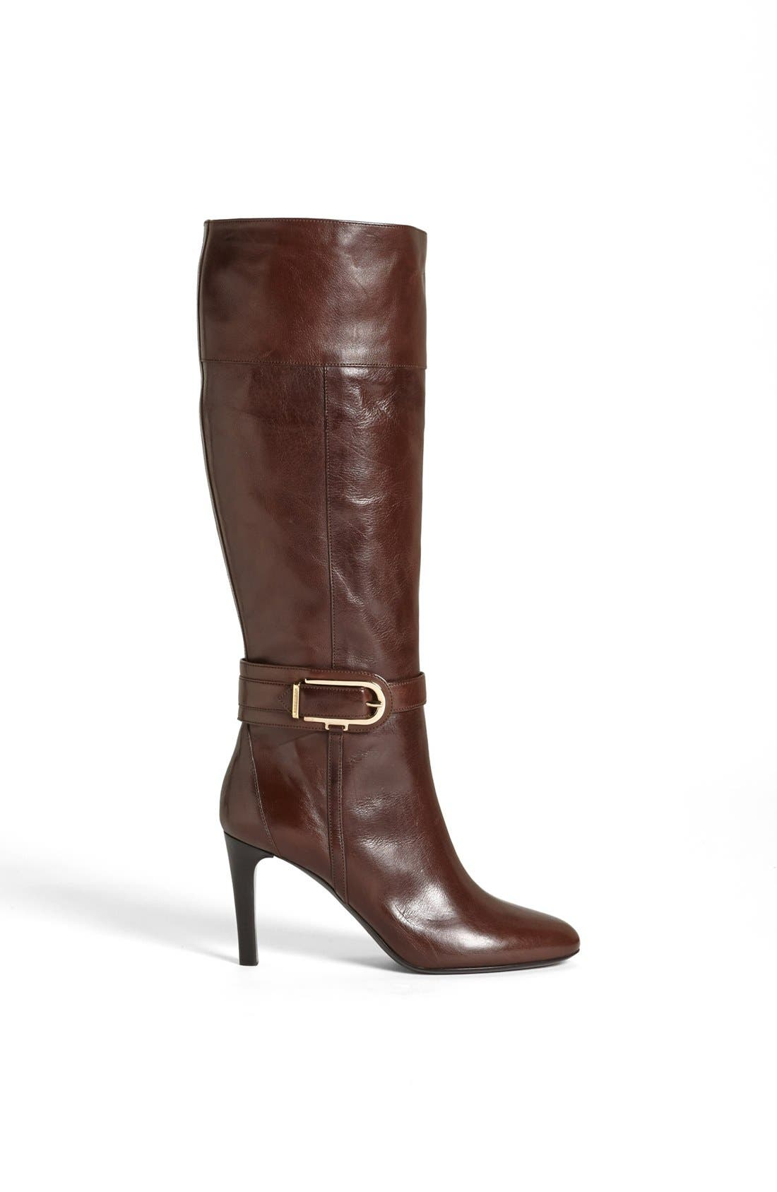 Alternate Image 4  - Burberry 'Monteagle' Tall Boot