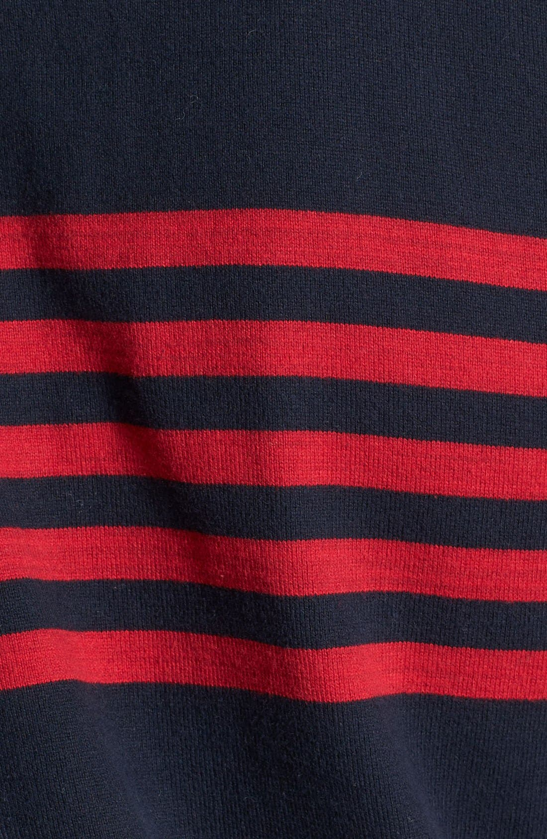 Alternate Image 3  - Gant by Michael Bastian 'Heavy Rugger' Long Sleeve Polo