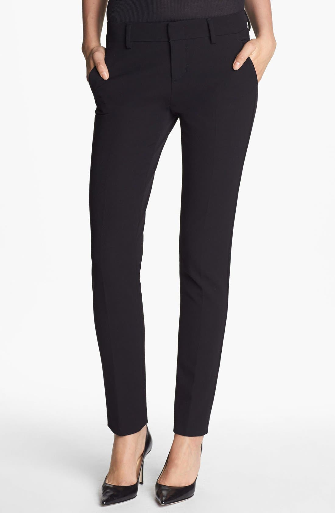 Alternate Image 1 Selected - Vince Slim Ankle Trousers
