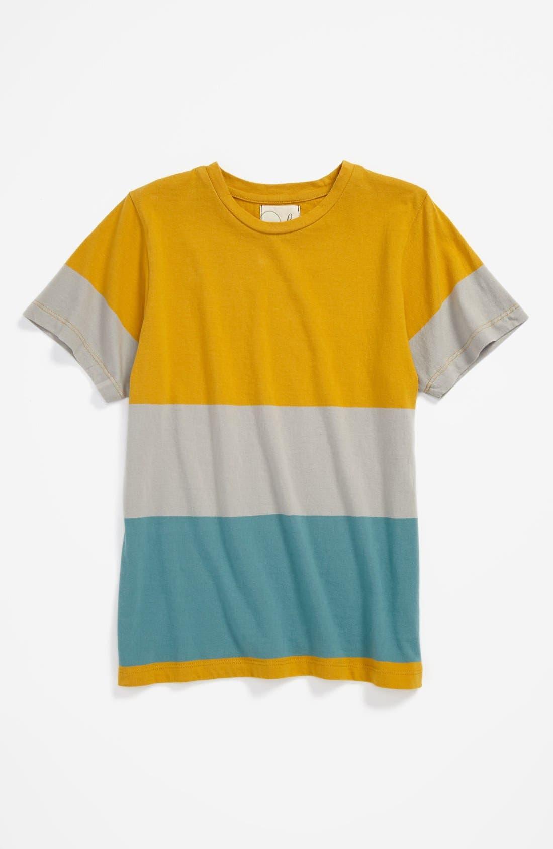 Alternate Image 1 Selected - Peek 'Elliot' T-Shirt (Toddler Boys, Little Boys & Big Boys)